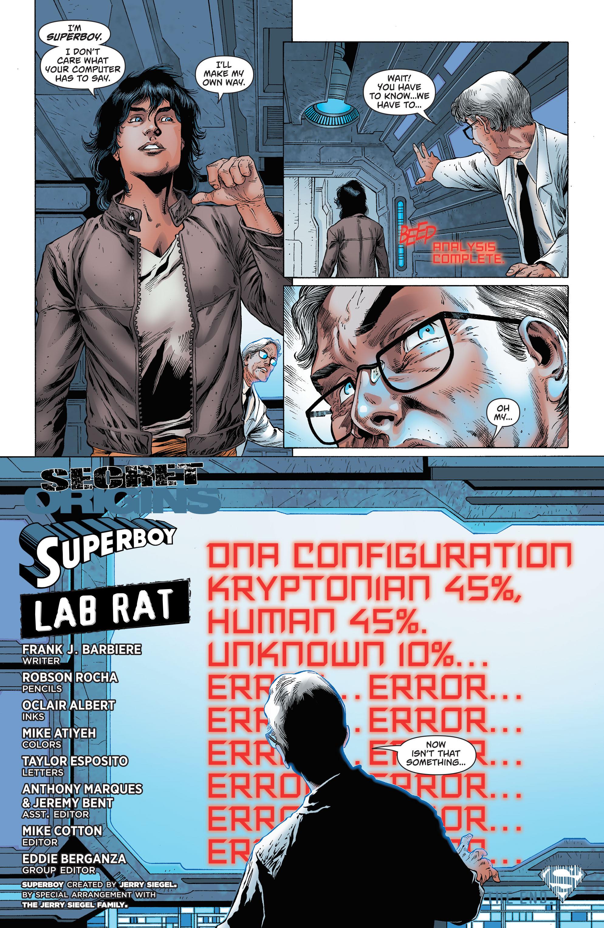 Read online Secret Origins (2014) comic -  Issue #7 - 37