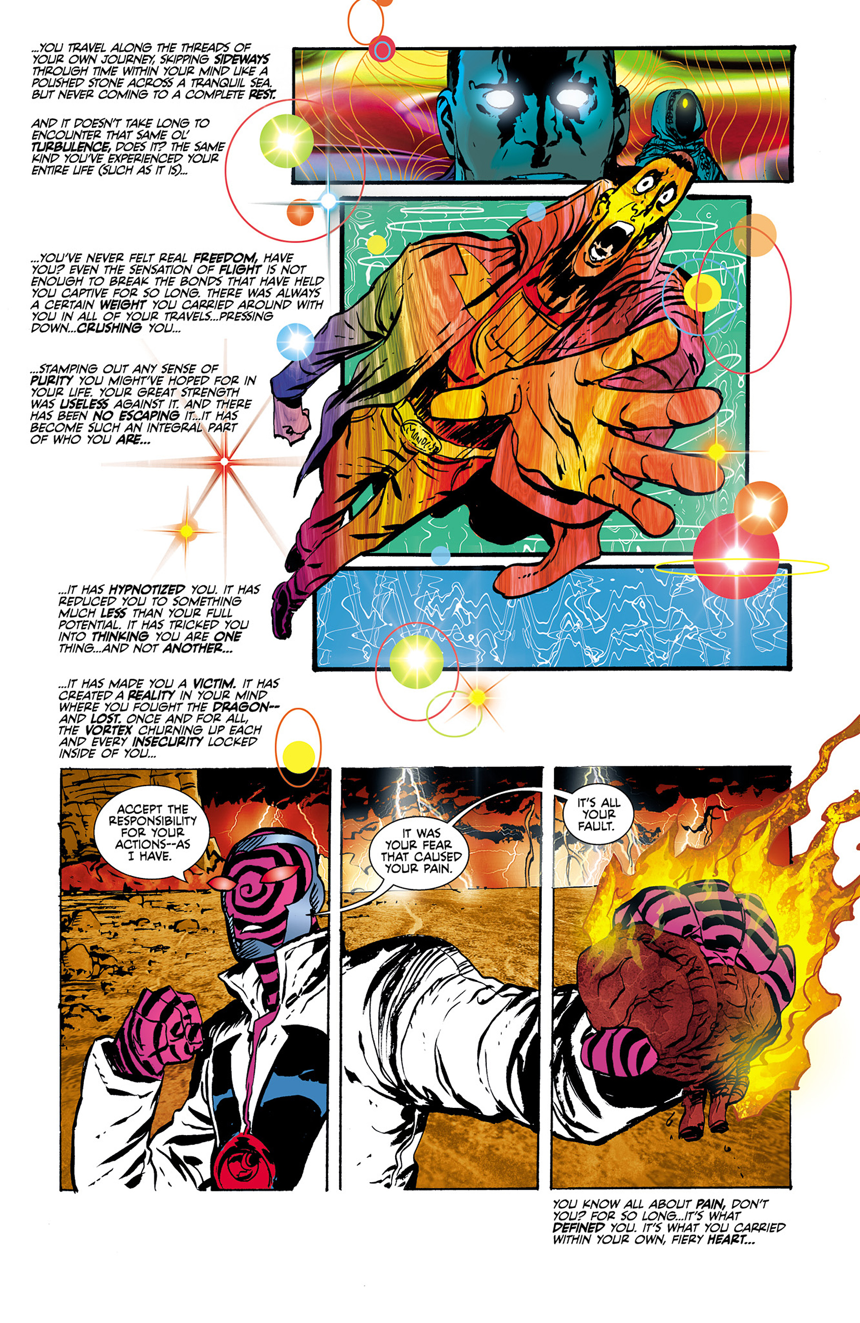 Read online Catalyst Comix comic -  Issue #8 - 21