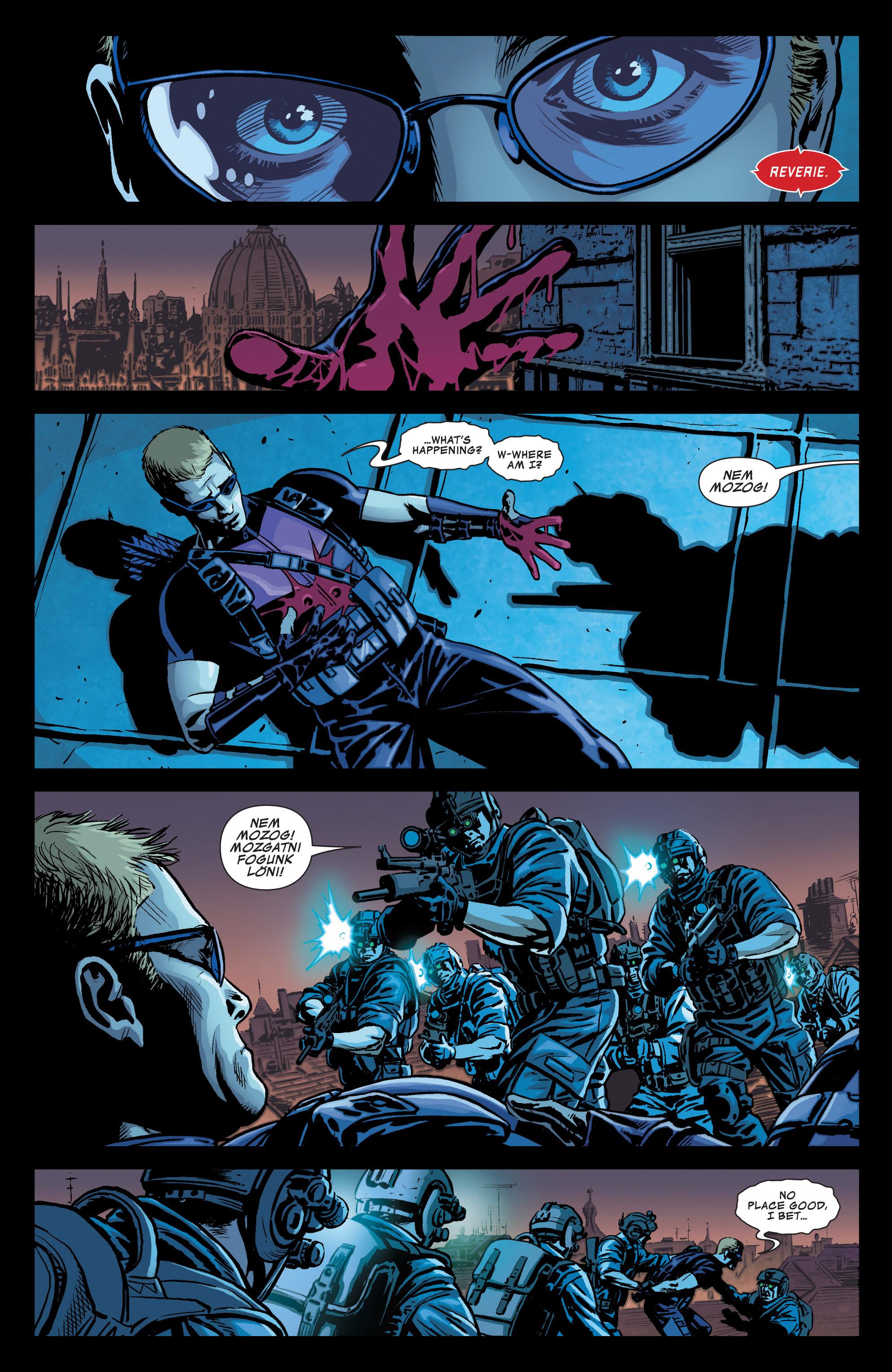 Read online Secret Avengers (2013) comic -  Issue #1 - 3