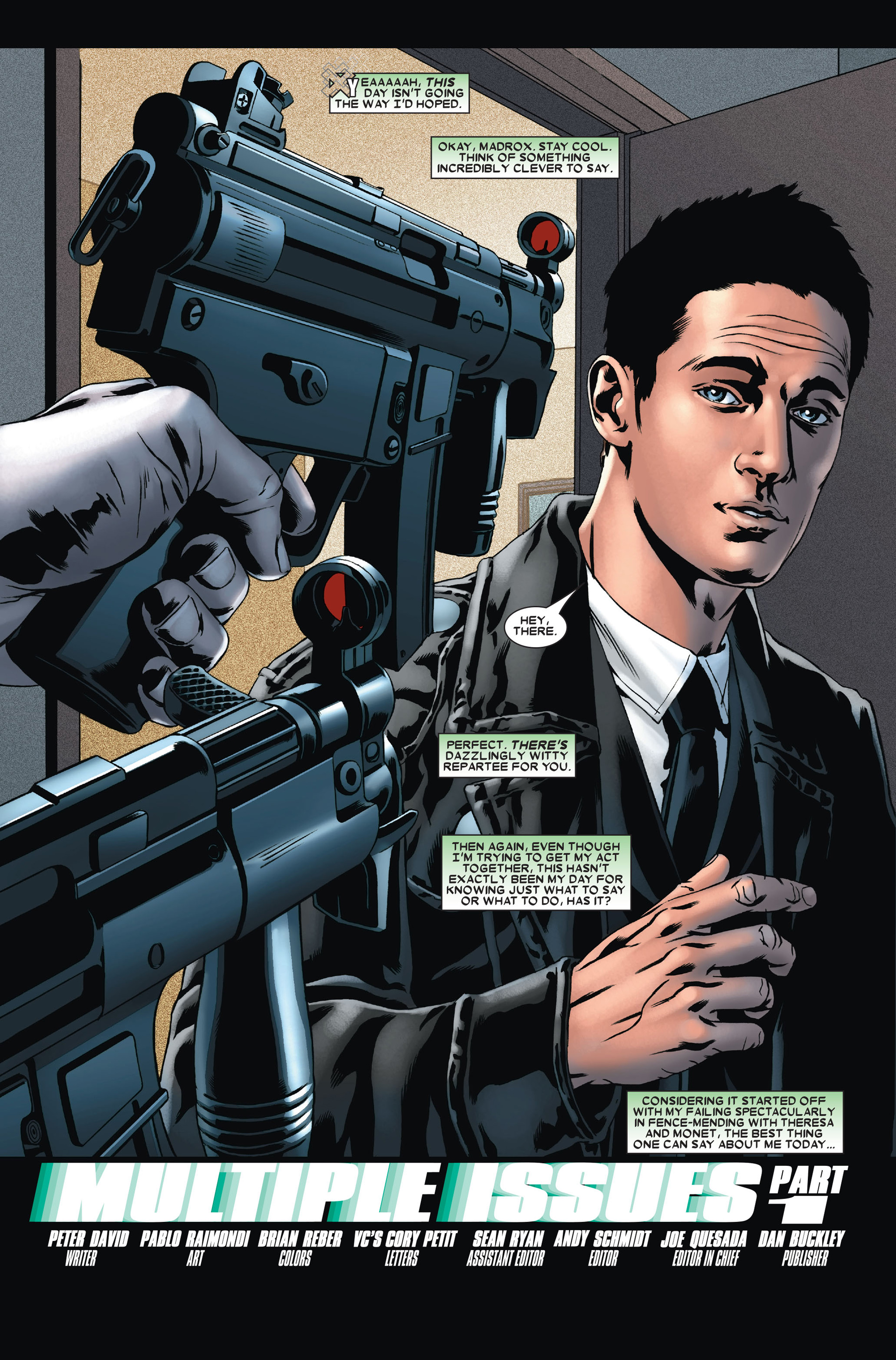 Read online X-Factor (2006) comic -  Issue #14 - 3