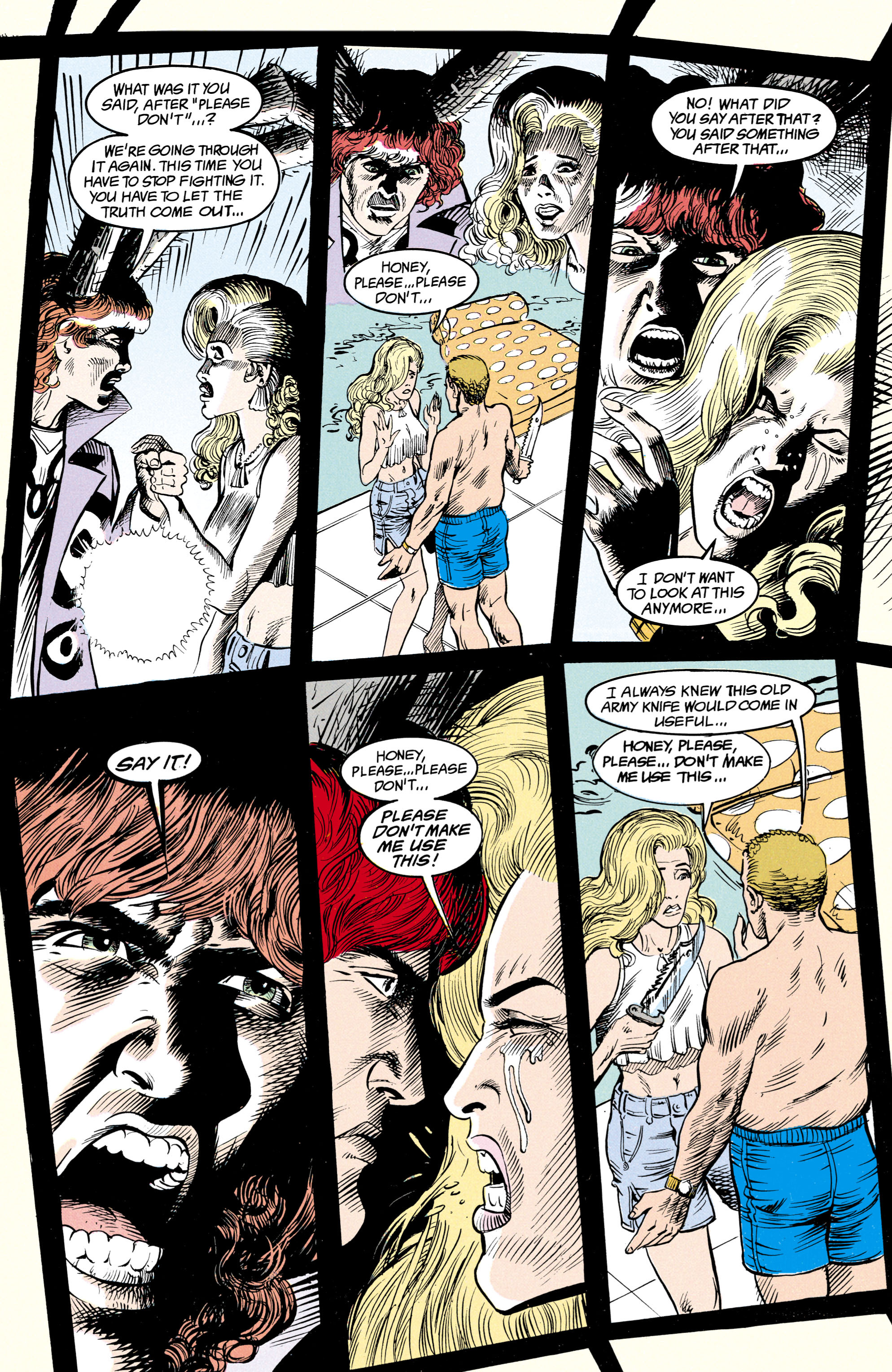 Read online Shade, the Changing Man comic -  Issue #14 - 23