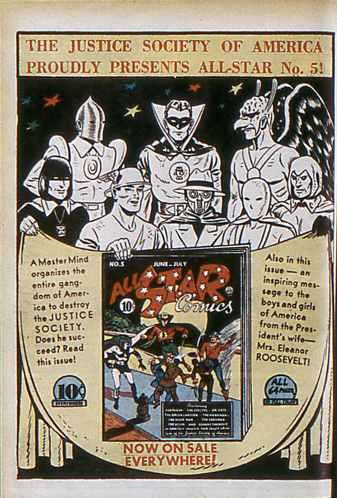 Read online Adventure Comics (1938) comic -  Issue #63 - 41
