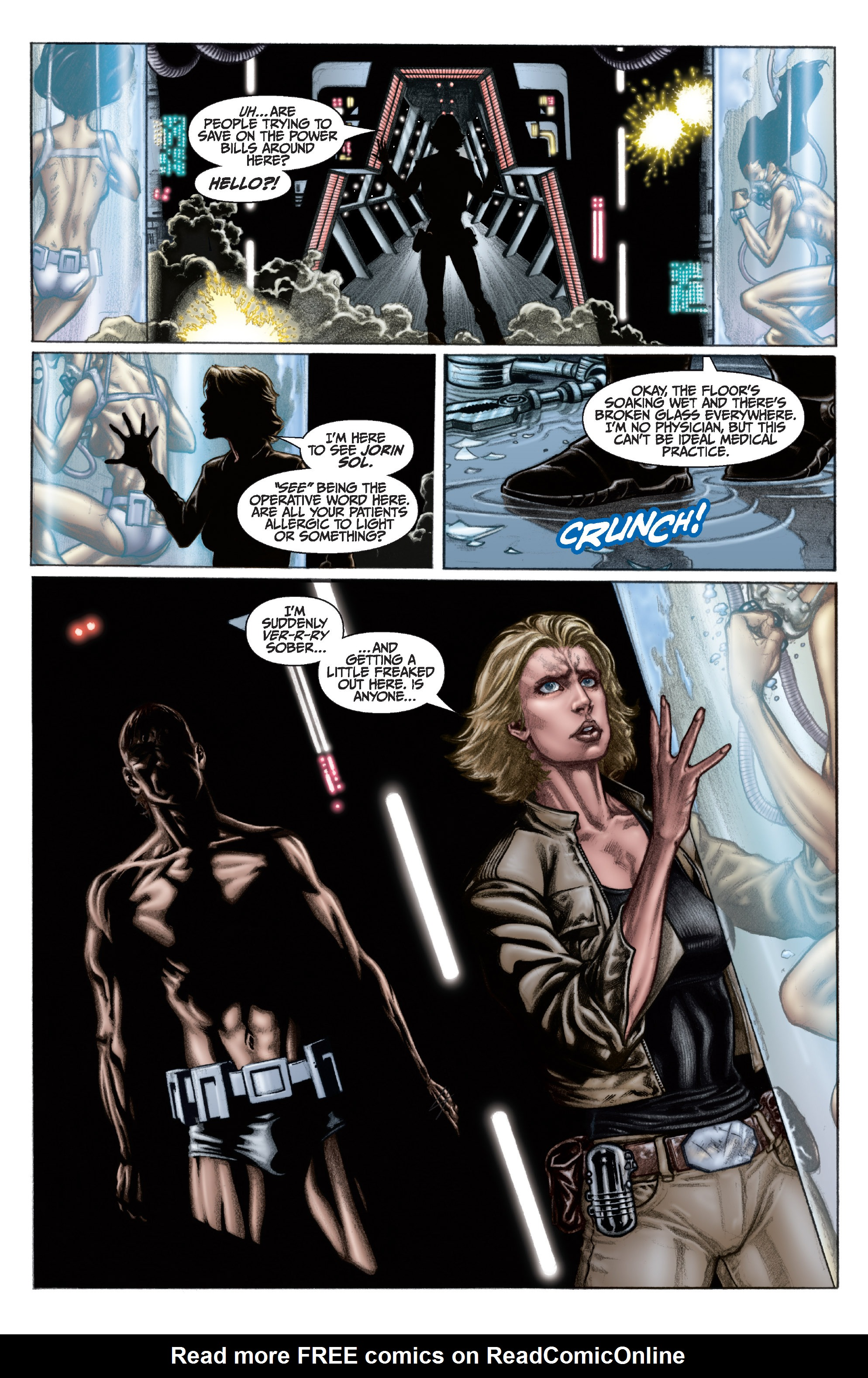 Read online Star Wars Omnibus comic -  Issue # Vol. 22 - 365
