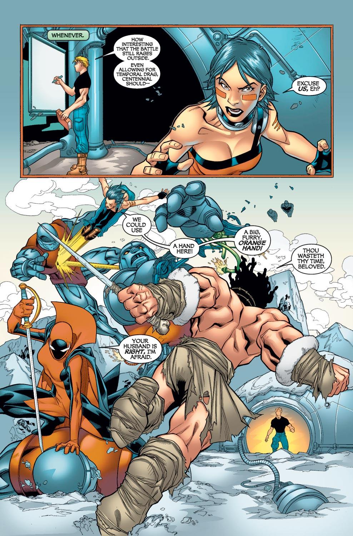 Alpha Flight (2004) issue 10 - Page 18