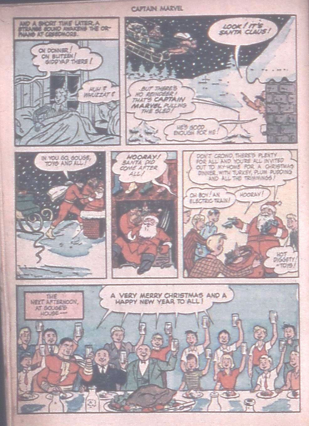 Captain Marvel Adventures issue 42 - Page 48