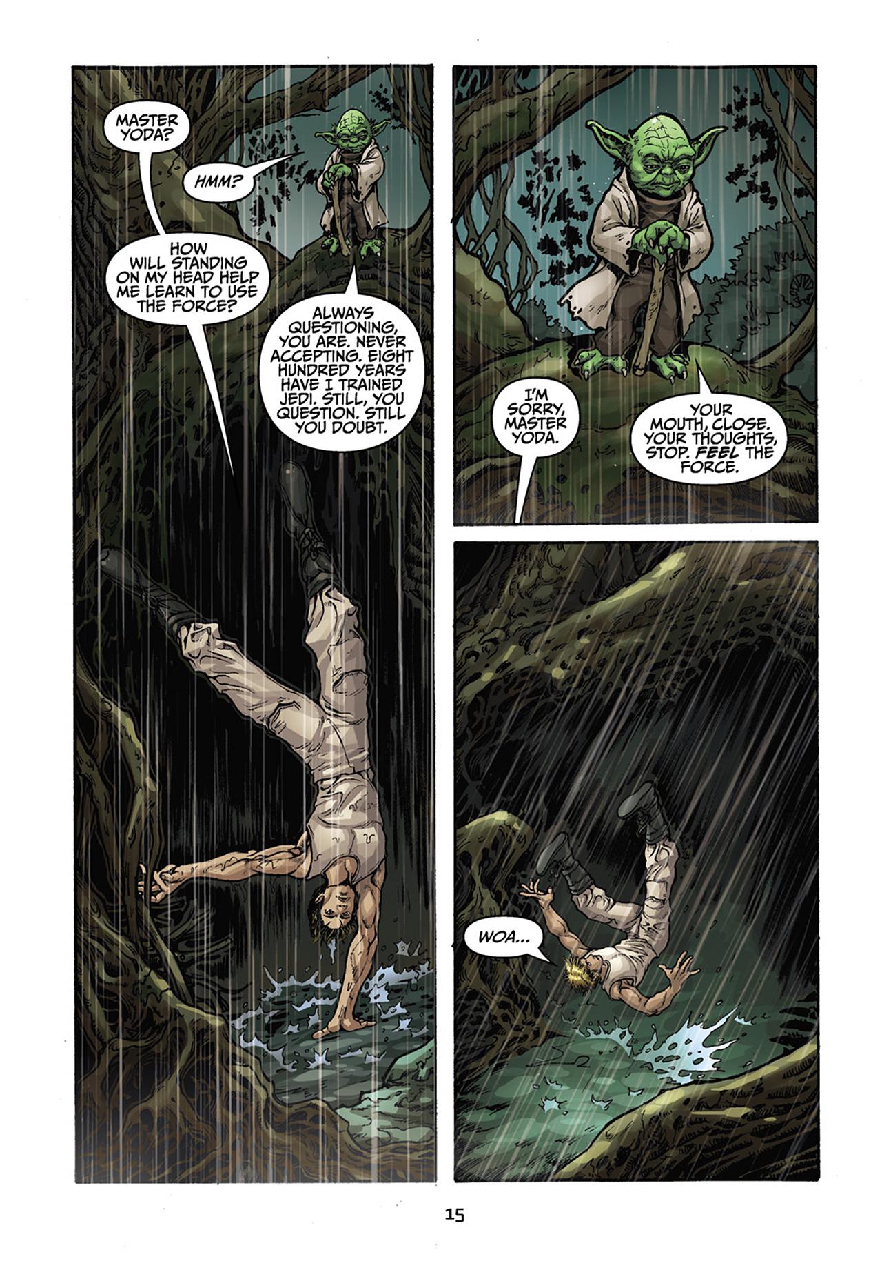 Read online Star Wars Omnibus comic -  Issue # Vol. 33 - 177