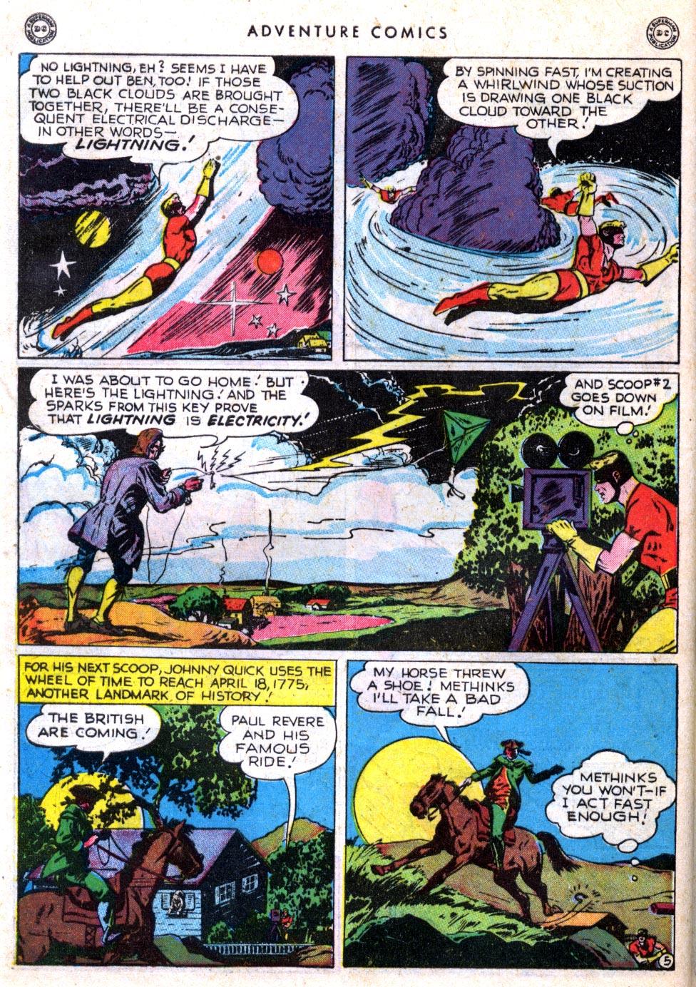 Read online Adventure Comics (1938) comic -  Issue #137 - 46