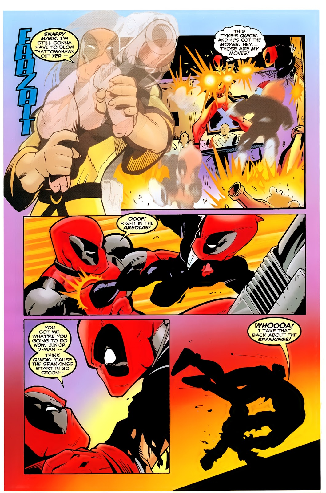 Read online Deadpool (2008) comic -  Issue #900 - 83