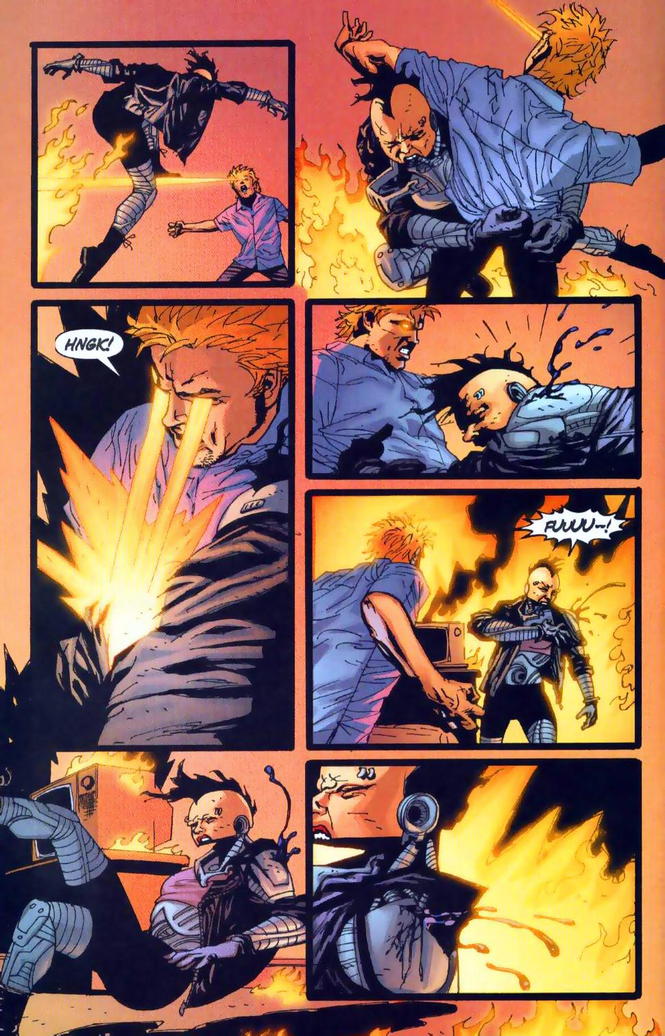 Wildcats (1999) Issue #18 #19 - English 19