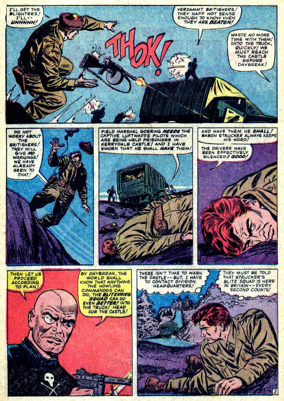 Read online Sgt. Fury comic -  Issue #20 - 4