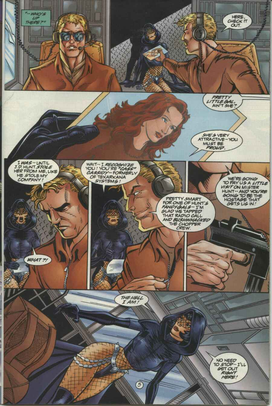 Read online Ultraverse Premiere comic -  Issue #4 - 19