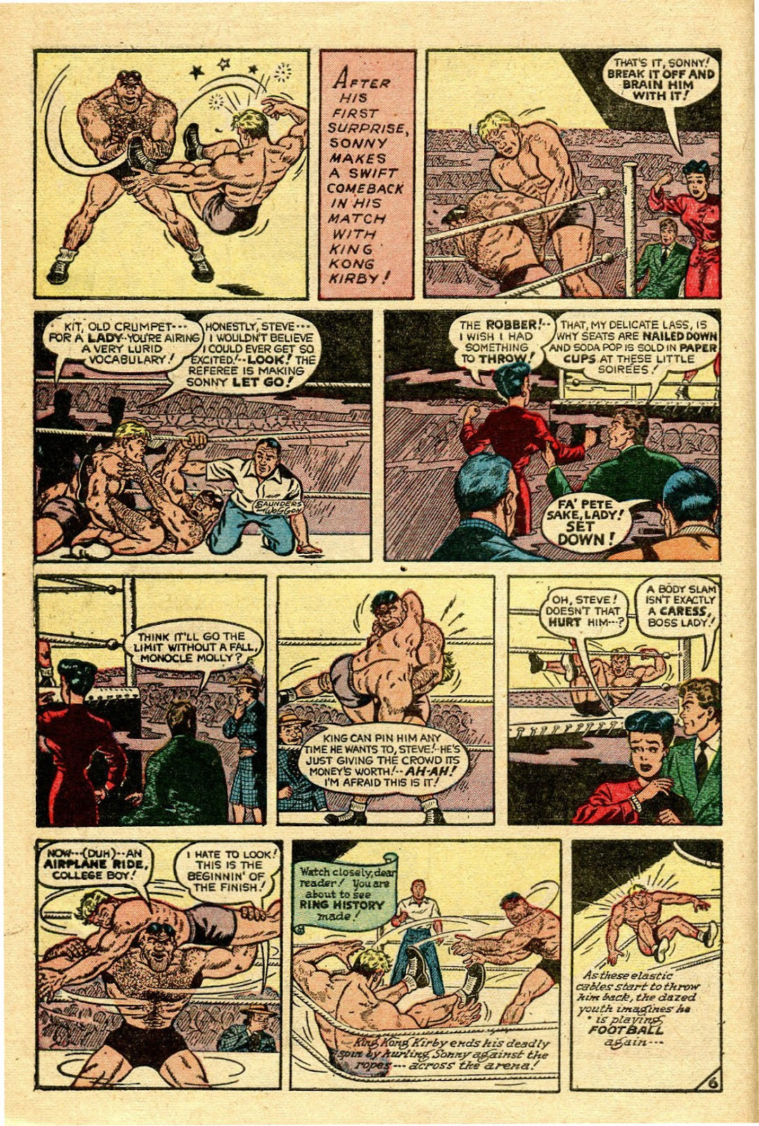 Read online Famous Funnies comic -  Issue #188 - 13