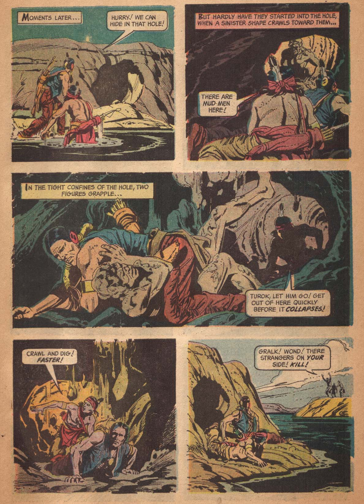 Read online Turok, Son of Stone comic -  Issue #47 - 31