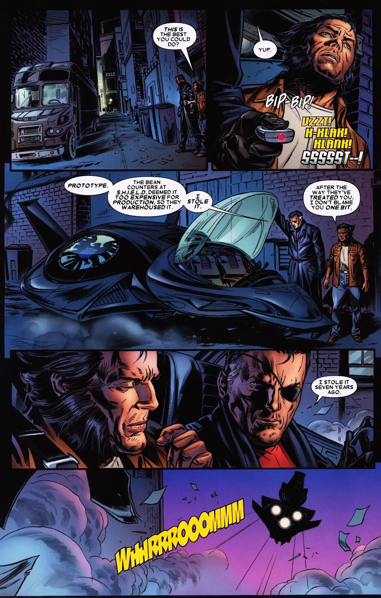 Read online Wolverine: Origins comic -  Issue #33 - 22