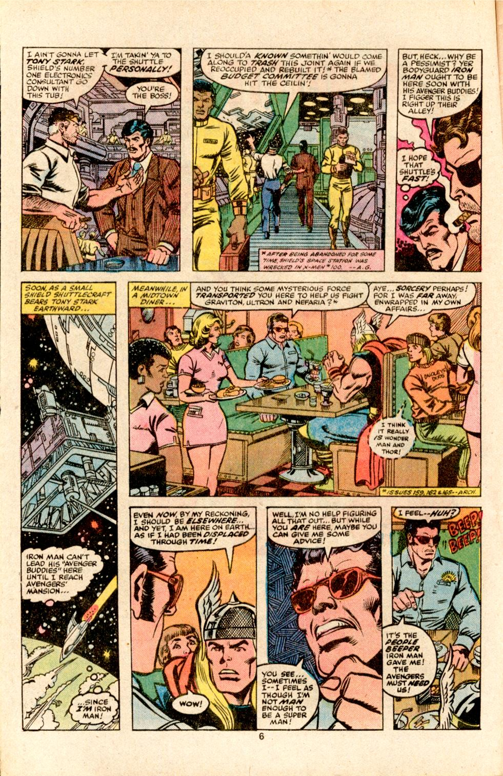 The Avengers (1963) 167 Page 4