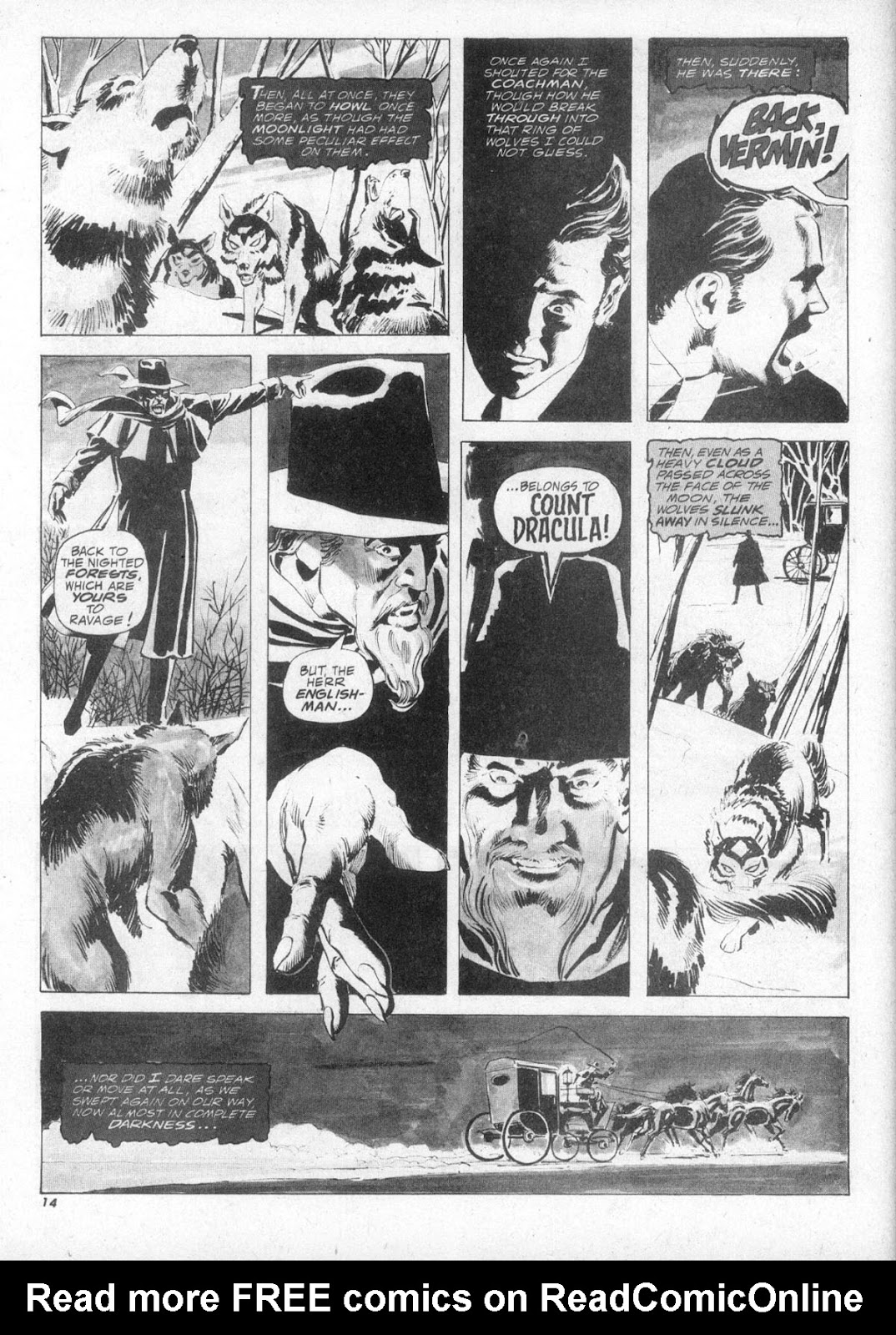 Dracula Lives issue 5 - Page 15