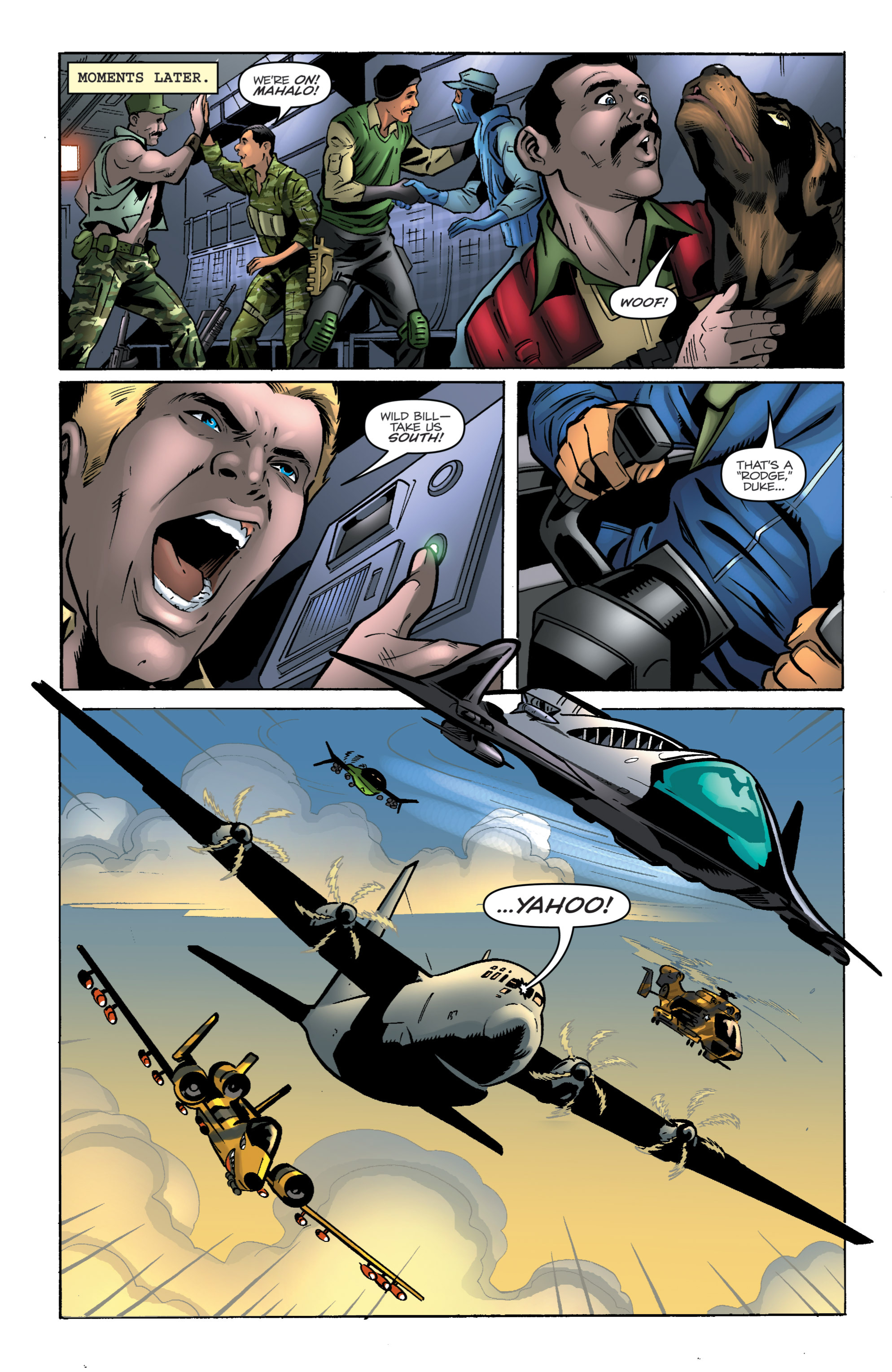 G.I. Joe: A Real American Hero 194 Page 11