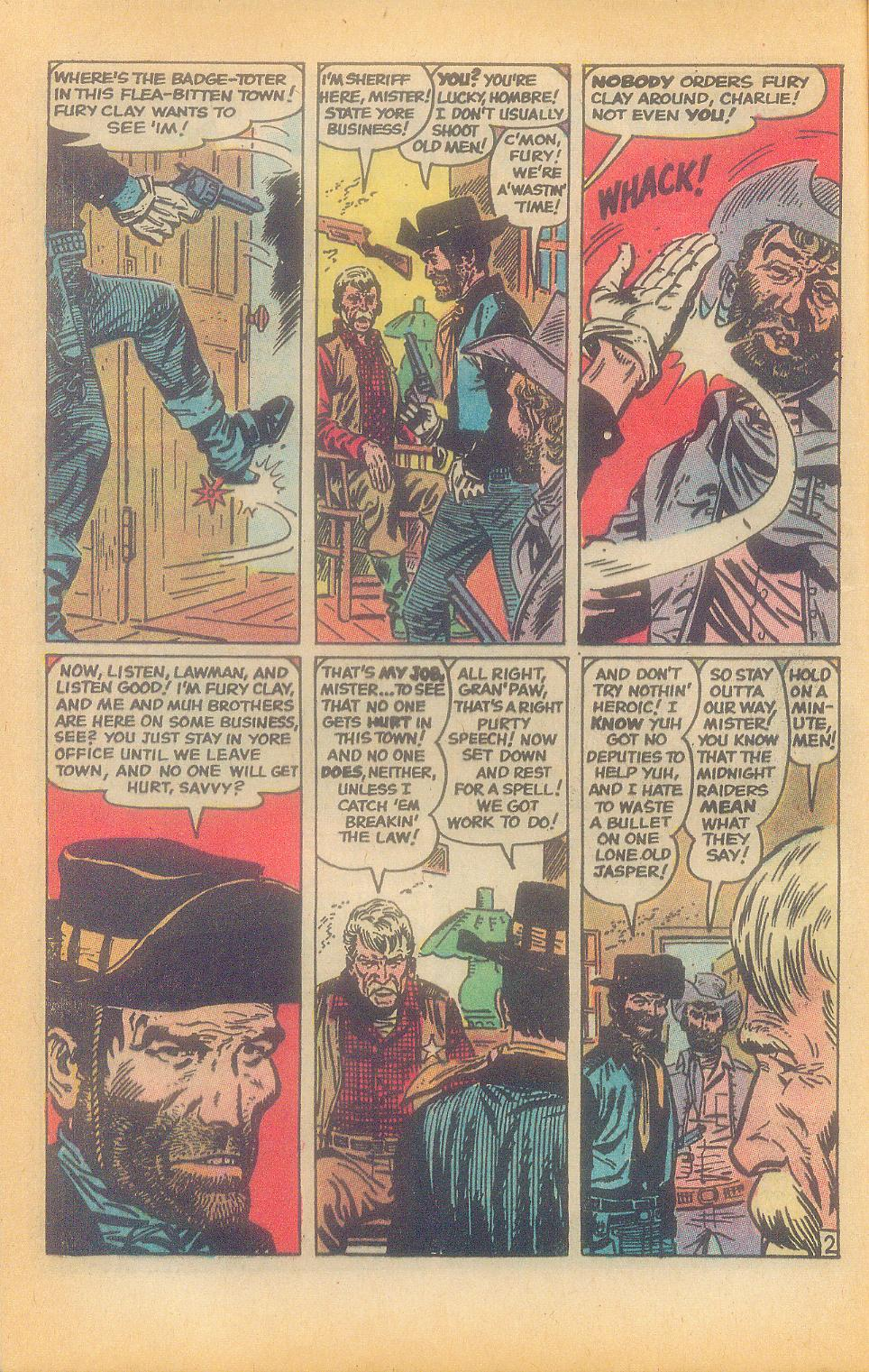 The Rawhide Kid (1955) issue 92 - Page 44