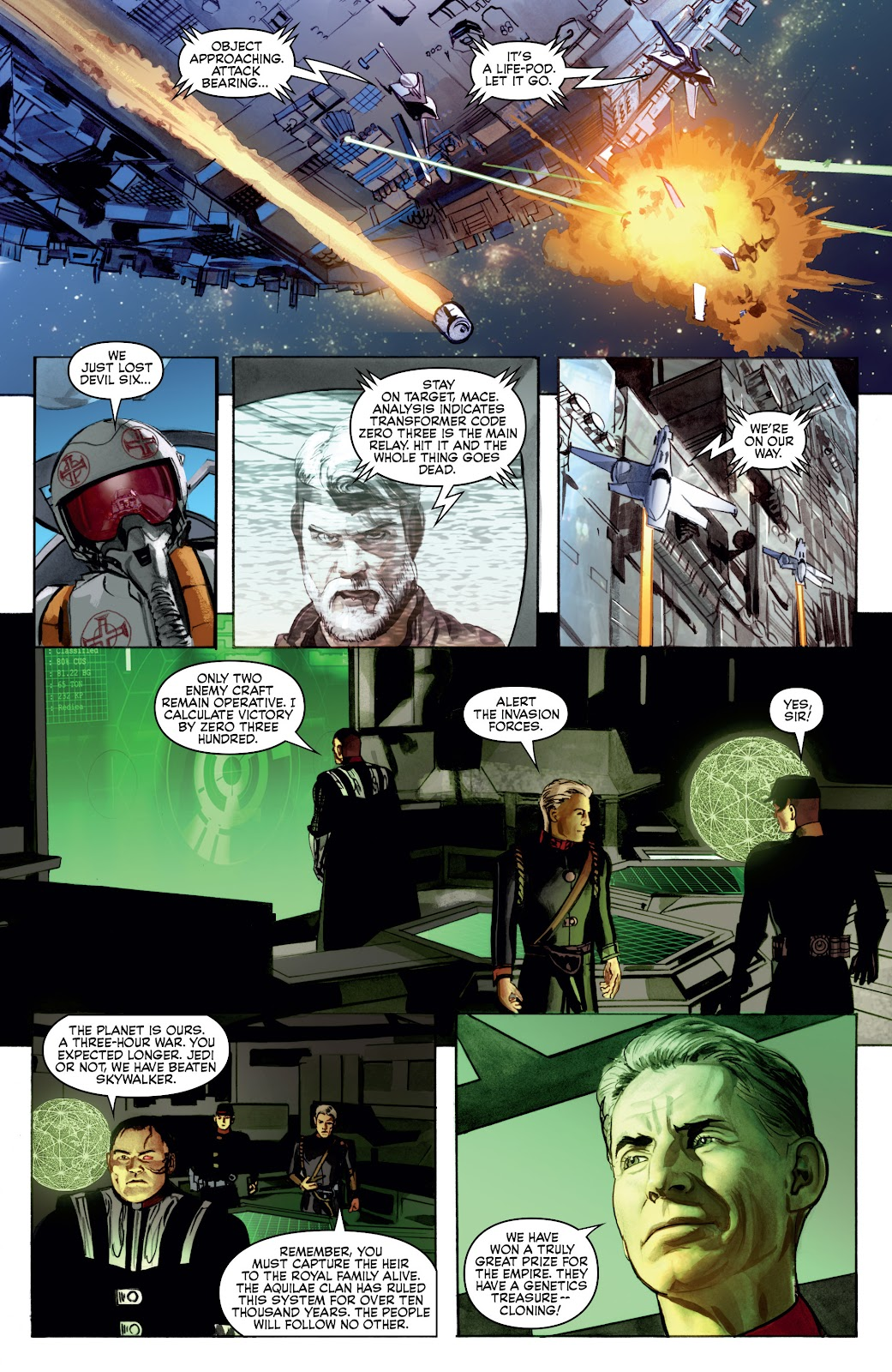 Read online Star Wars Legends: Infinities - Epic Collection comic -  Issue # TPB (Part 4) - 42