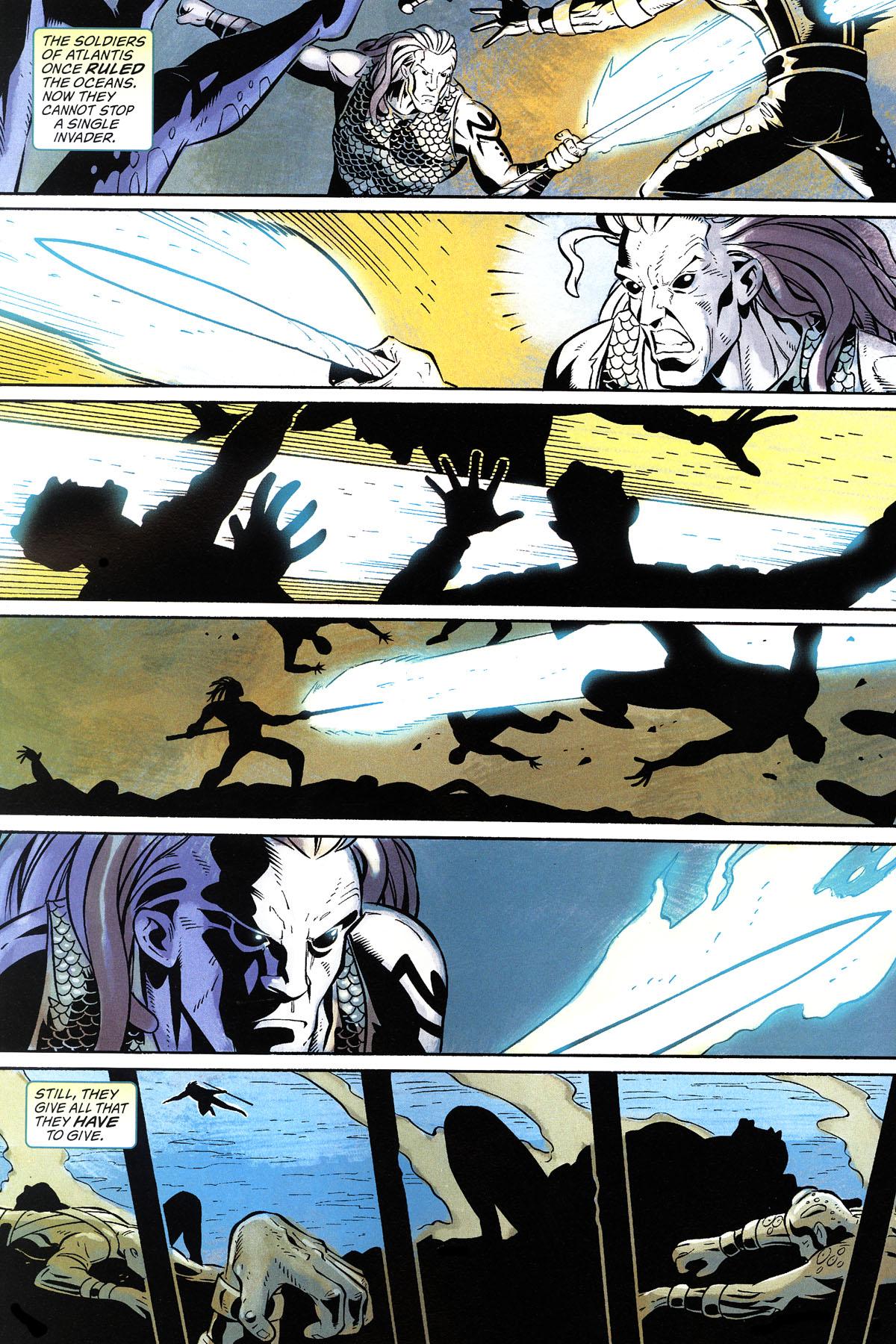 Read online Aquaman: Sword of Atlantis comic -  Issue #50 - 34