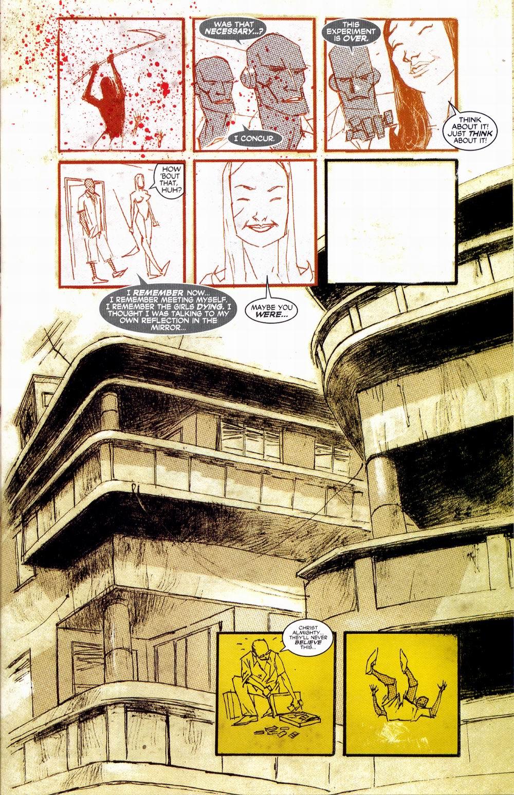 Read online Automatic Kafka comic -  Issue #1 - 22