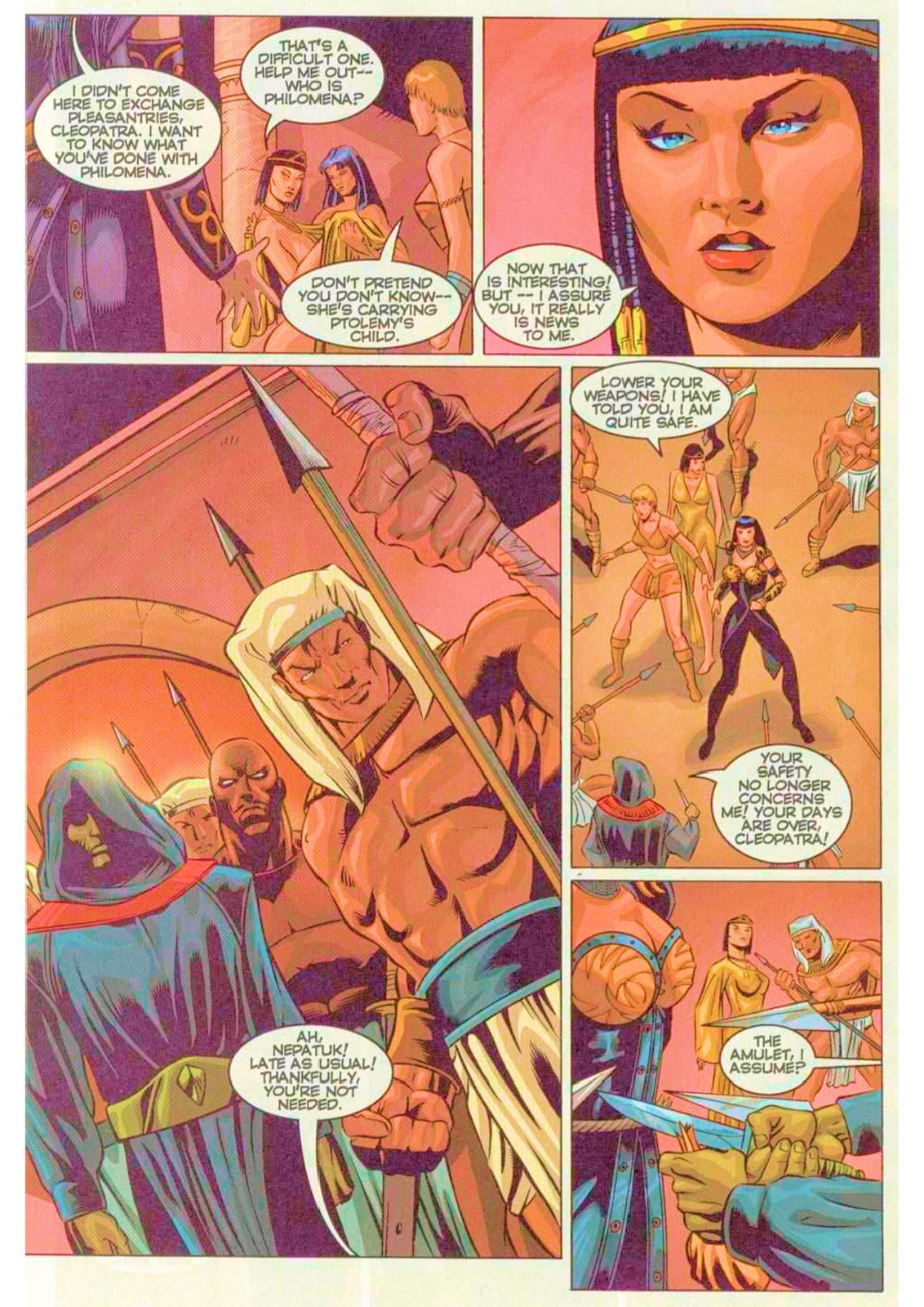 Xena: Warrior Princess (1999) Issue #5 #5 - English 24