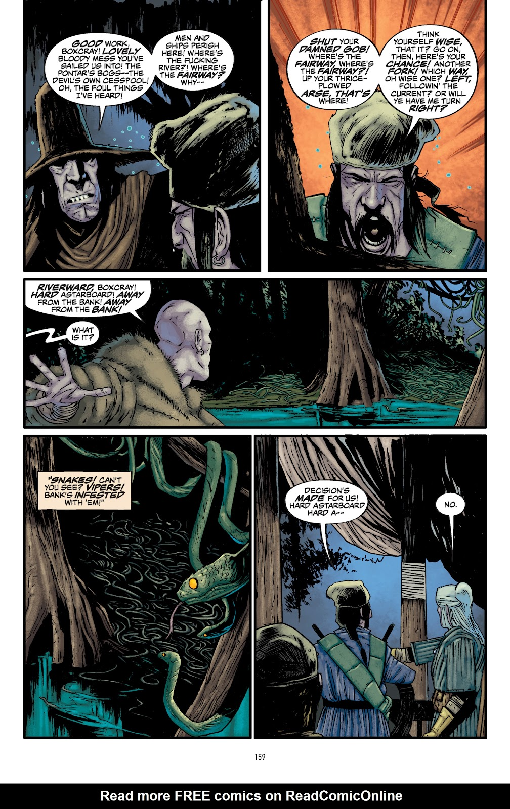 Read online The Witcher Omnibus comic -  Issue # TPB (Part 2) - 60