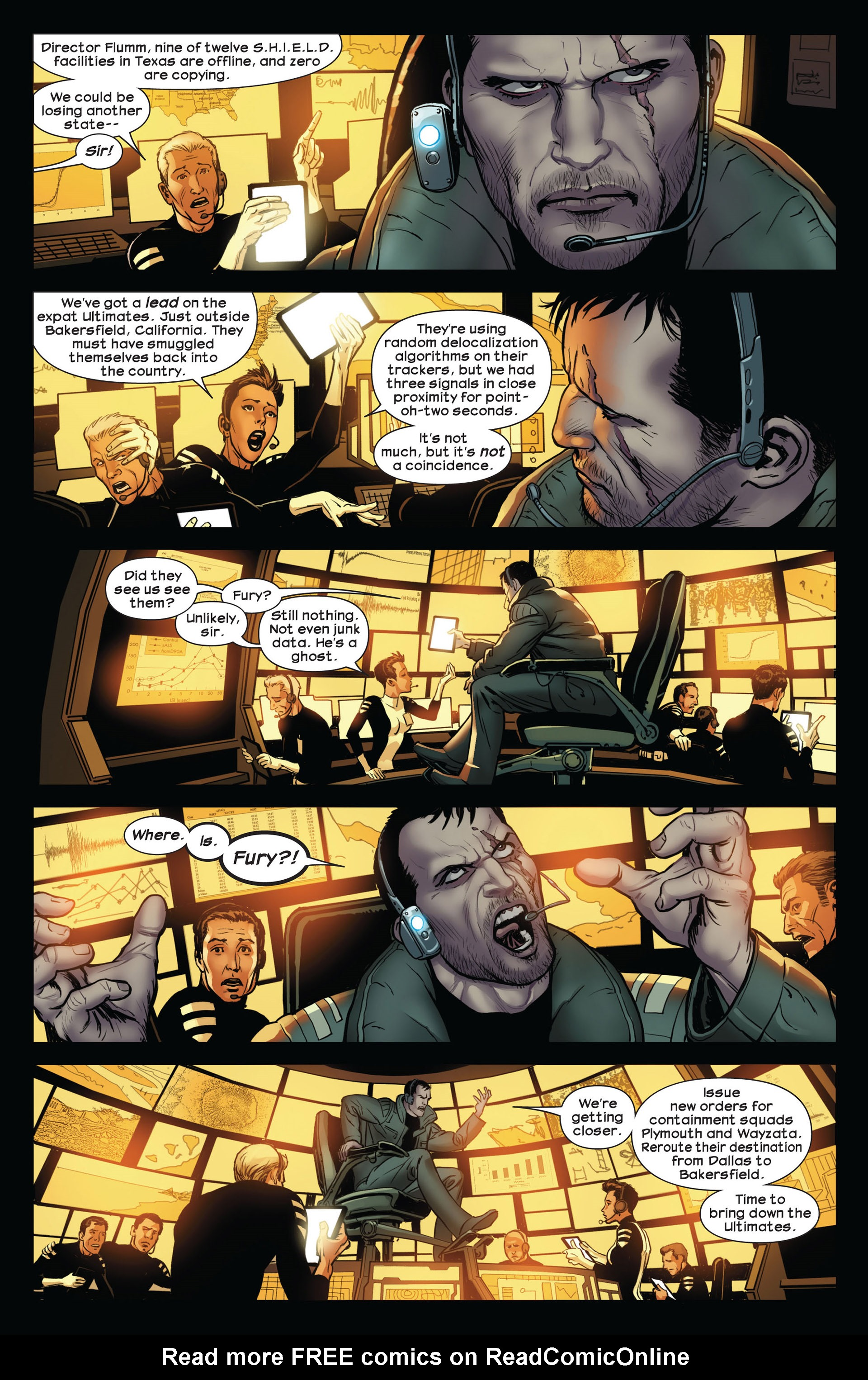 Read online Ultimate Comics Ultimates comic -  Issue #10 - 17