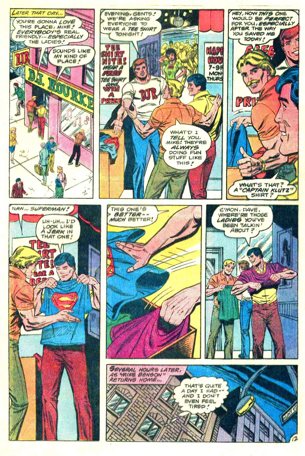 Read online Action Comics (1938) comic -  Issue #564 - 13