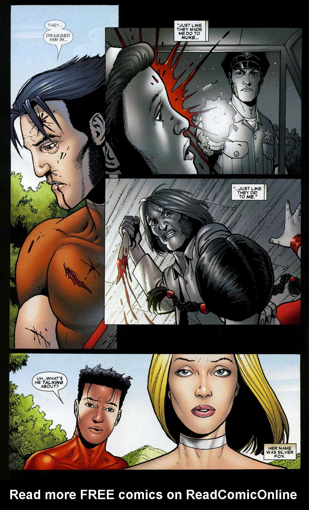Read online Wolverine: Origins comic -  Issue #5 - 12