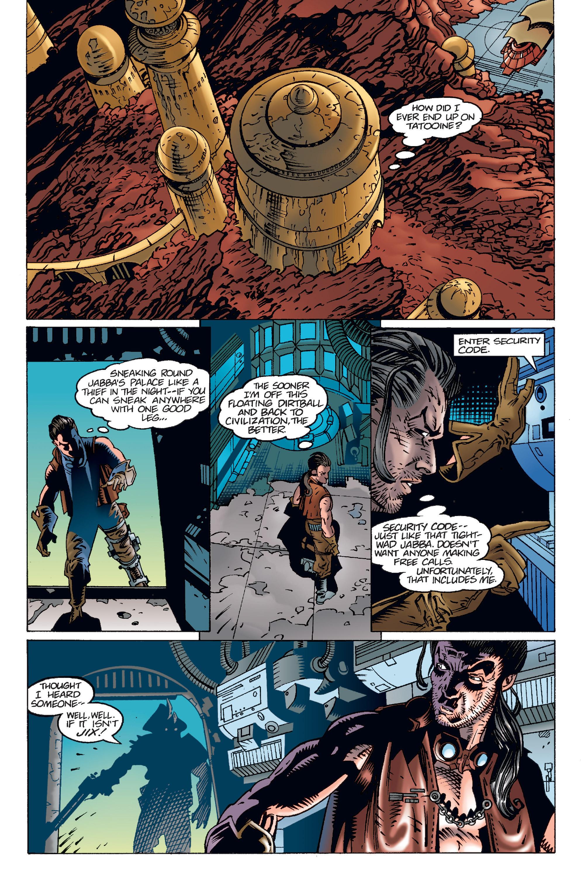 Read online Star Wars Omnibus comic -  Issue # Vol. 11 - 124