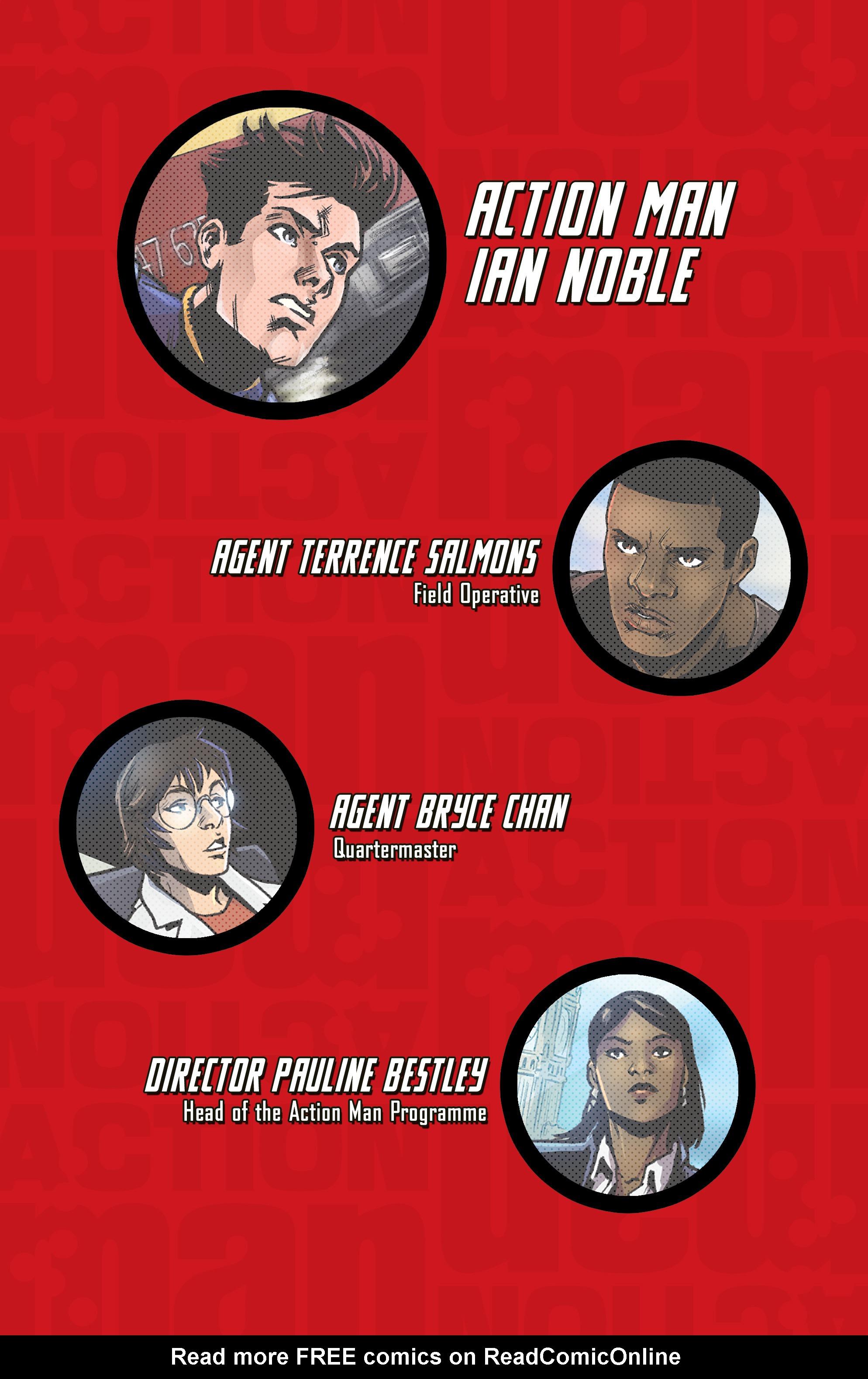 Read online Action Man: Revolution comic -  Issue #Action Man: Revolution Full - 4