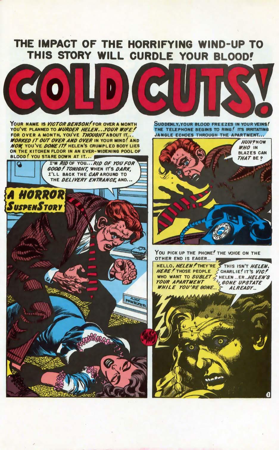 Read online Shock SuspenStories comic -  Issue #5 - 23