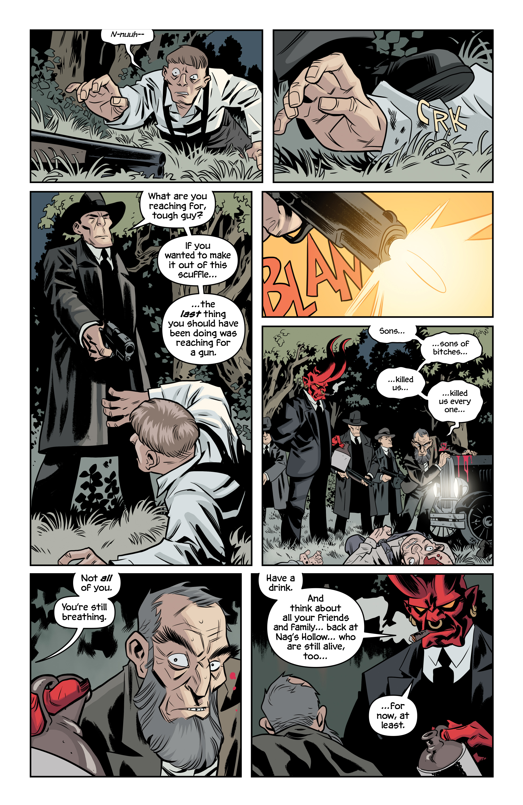 Read online The Damned comic -  Issue #2 - 14