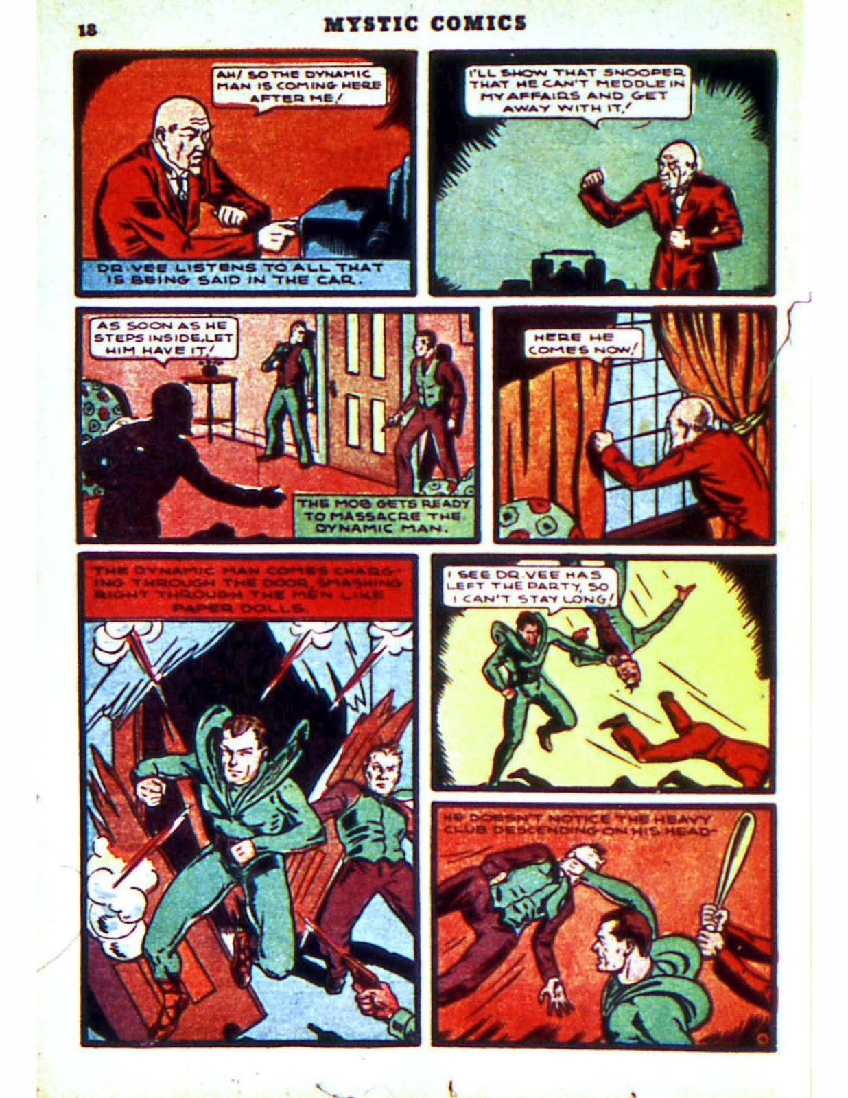 Mystic Comics (1940) issue 2 - Page 20