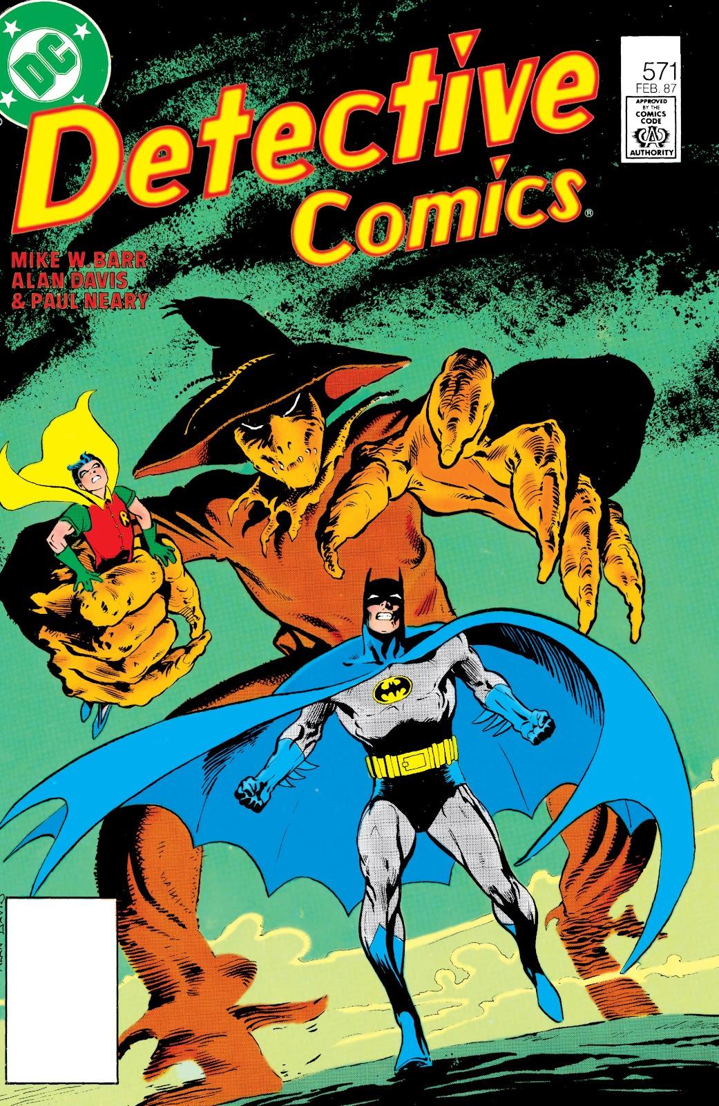 Read online Batman Arkham: Scarecrow comic -  Issue # TPB (Part 2) - 17