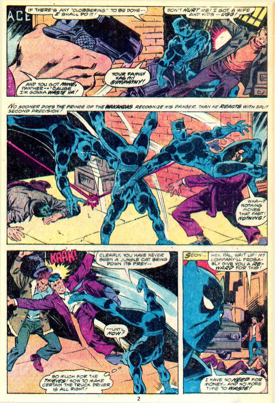 The Avengers (1963) 179 Page 2
