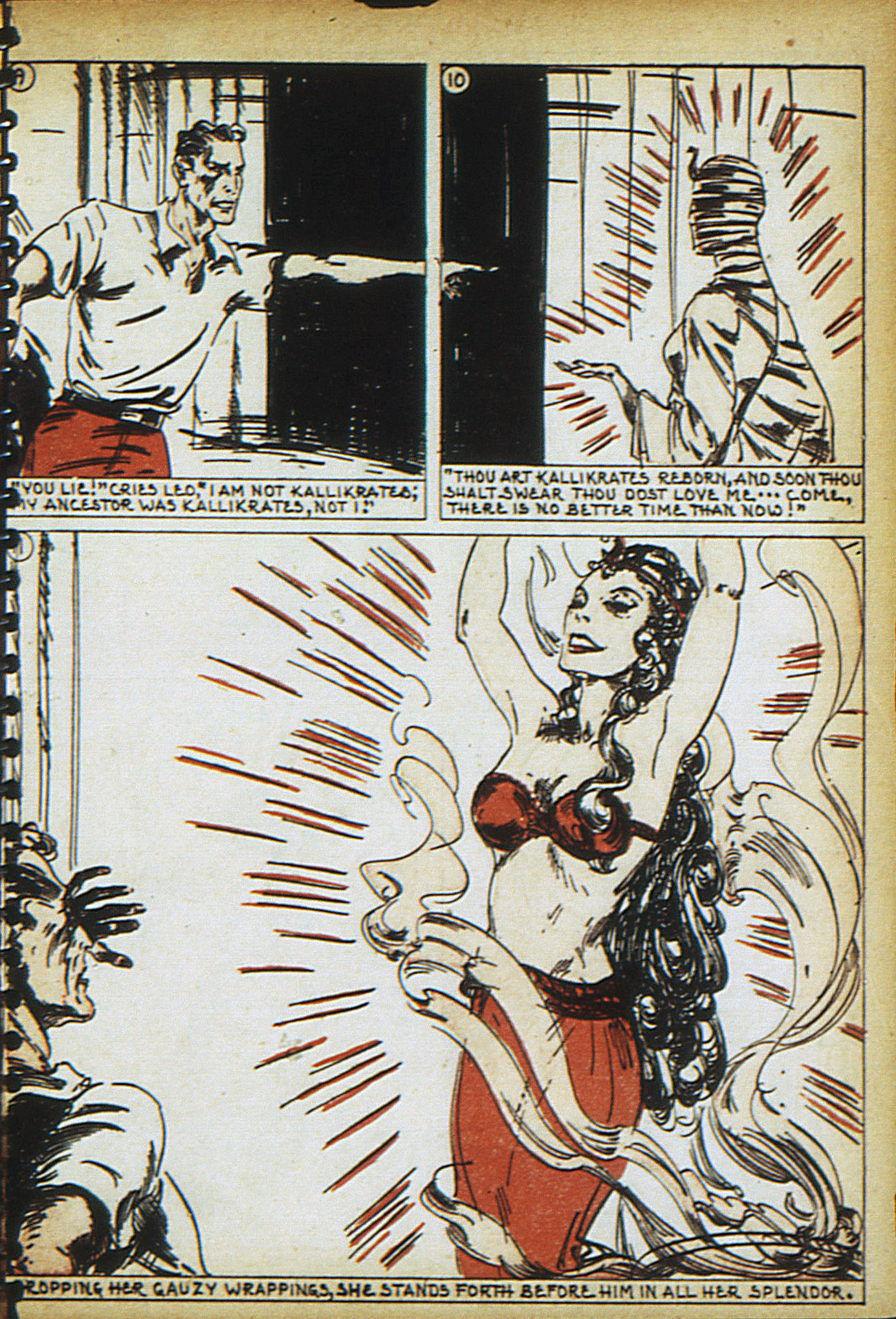 Read online Adventure Comics (1938) comic -  Issue #18 - 40