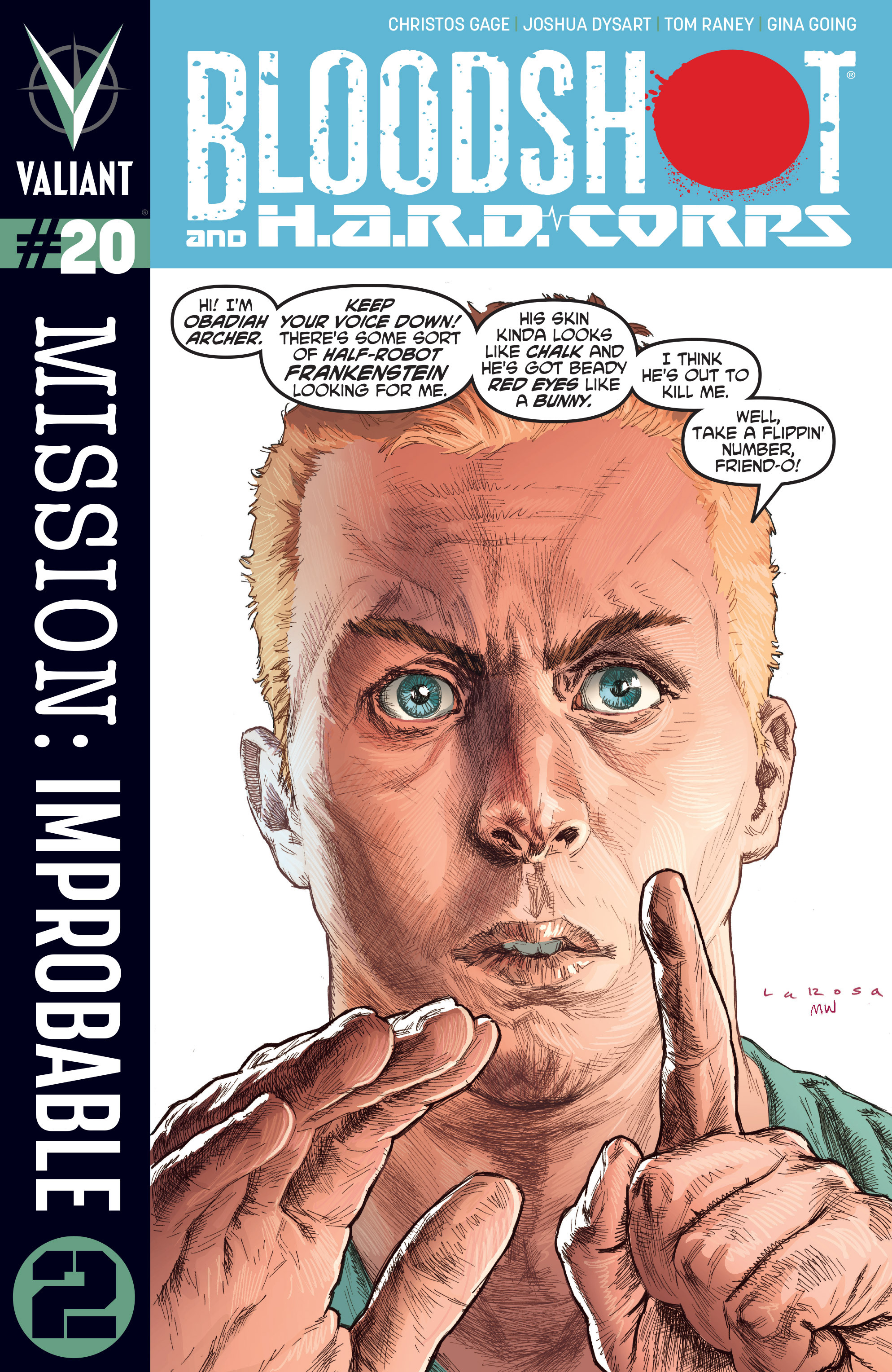 Read online Archer and Armstrong comic -  Issue #Archer and Armstrong _TPB 5 - 56