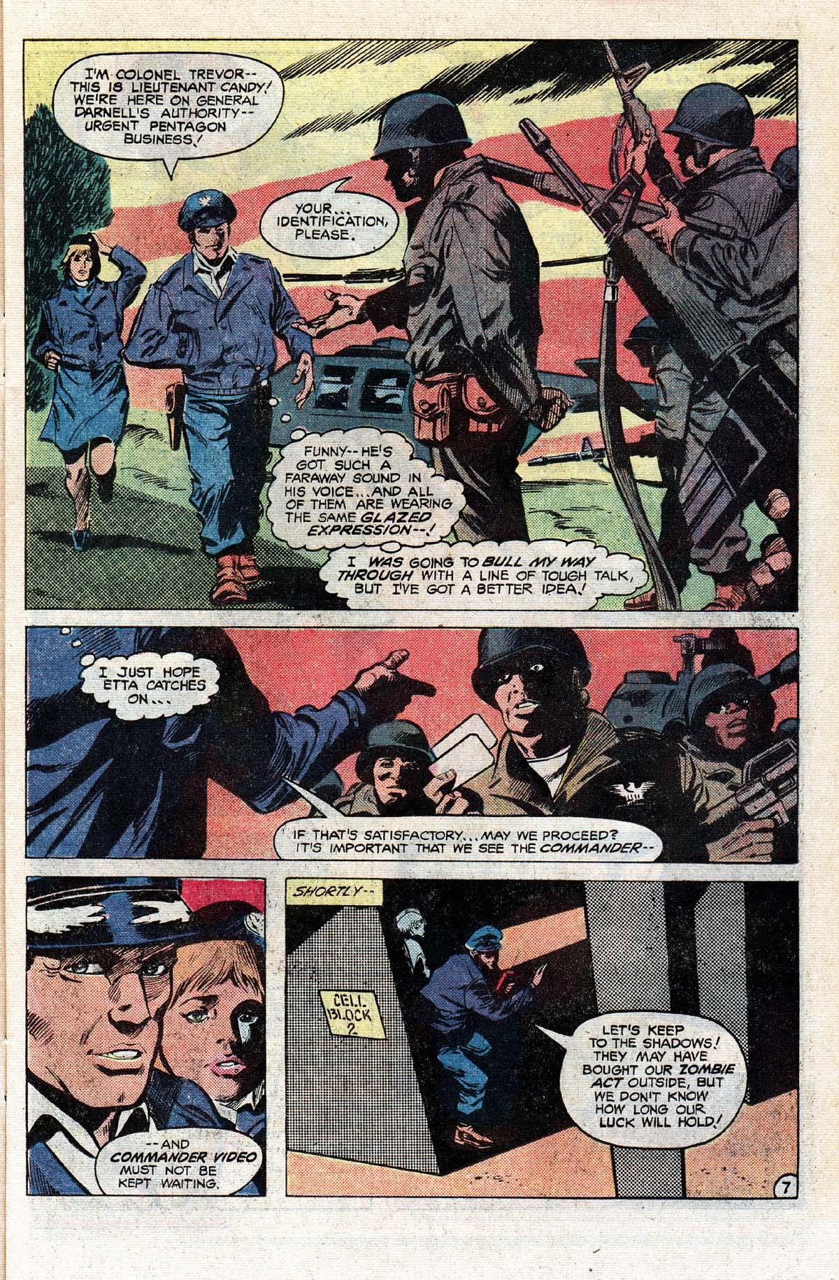 Read online Wonder Woman (1942) comic -  Issue #296 - 8