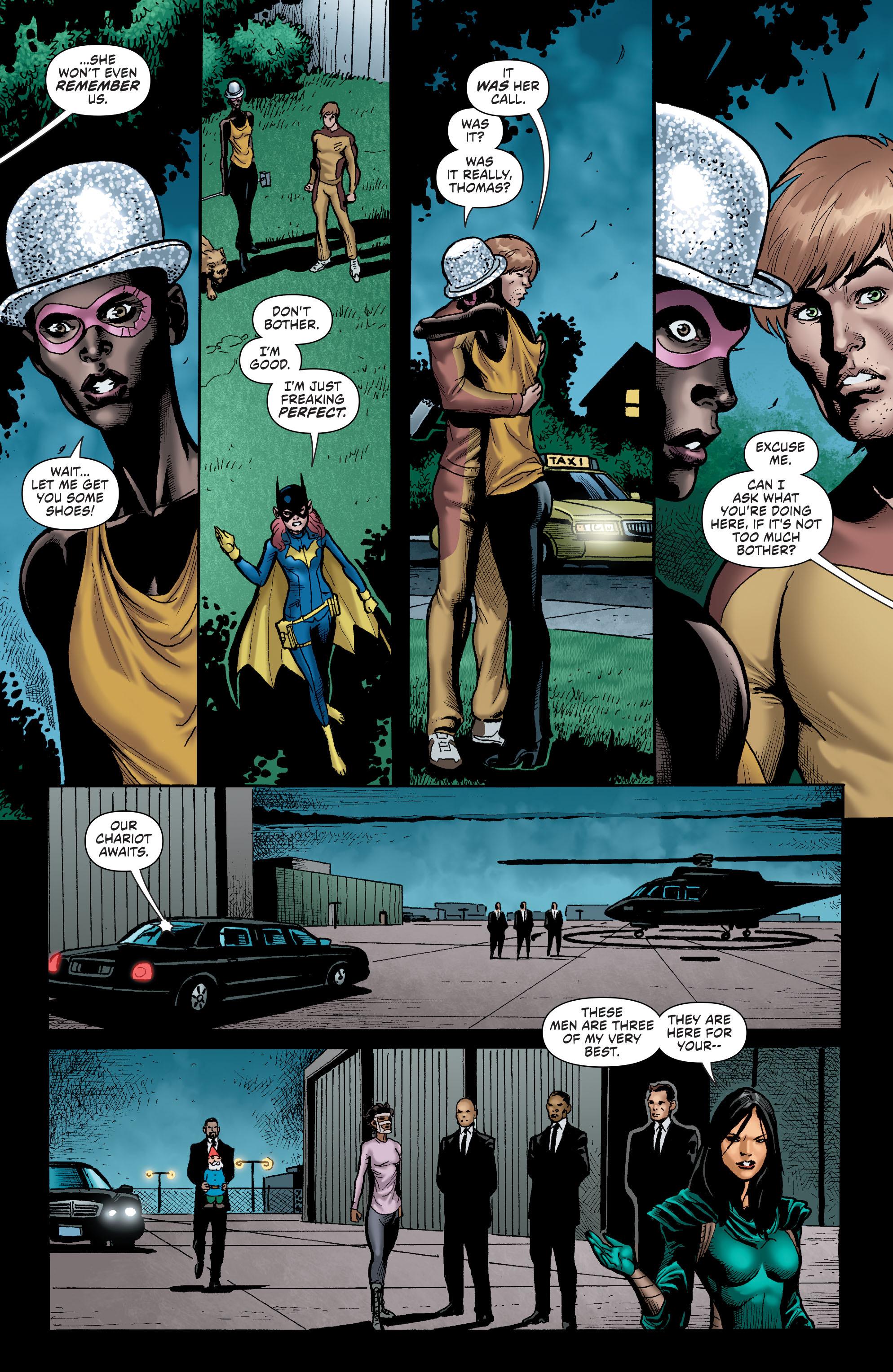 Read online Secret Six (2015) comic -  Issue #12 - 16