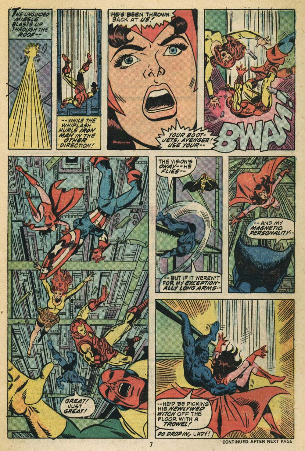 The Avengers (1963) 144 Page 5