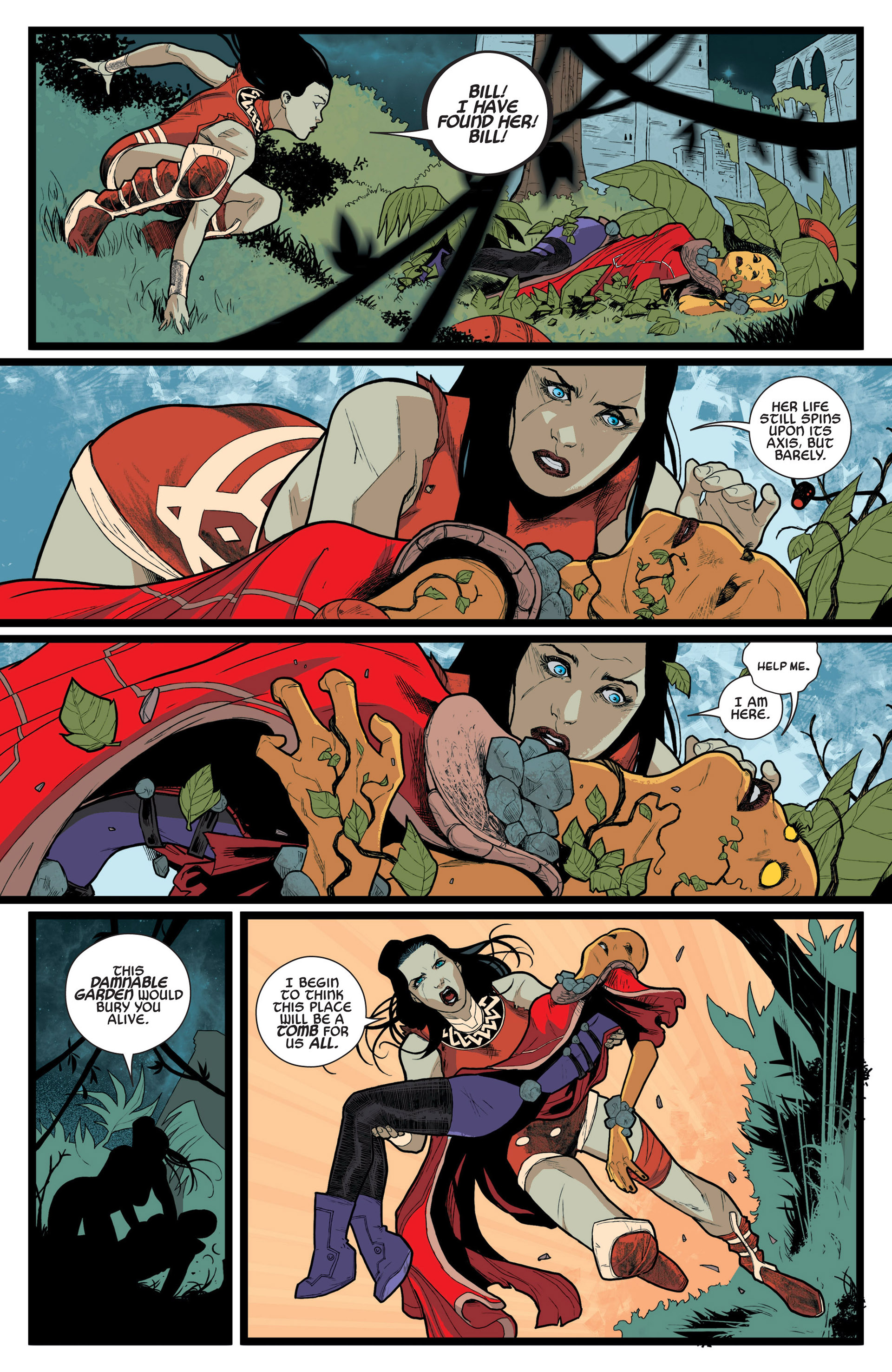 Read online Journey into Mystery (2011) comic -  Issue #653 - 12