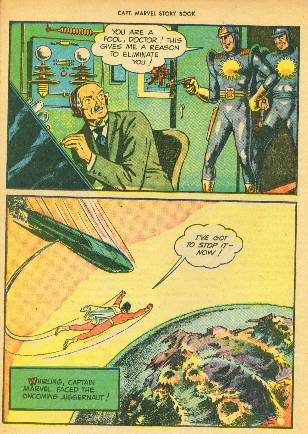 Captain Marvel Storybook issue 2 - Page 23