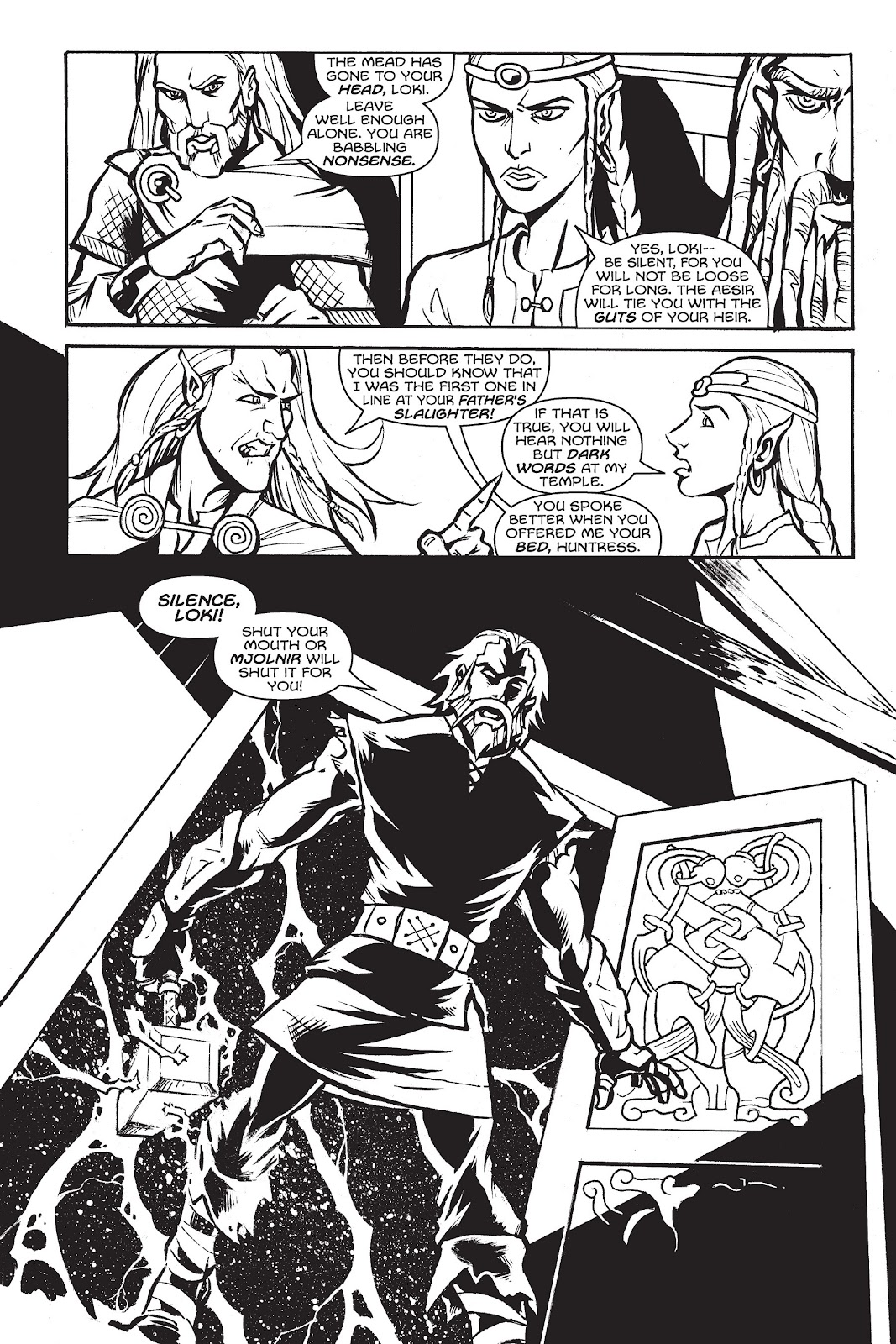 Read online Gods of Asgard comic -  Issue # TPB (Part 2) - 47