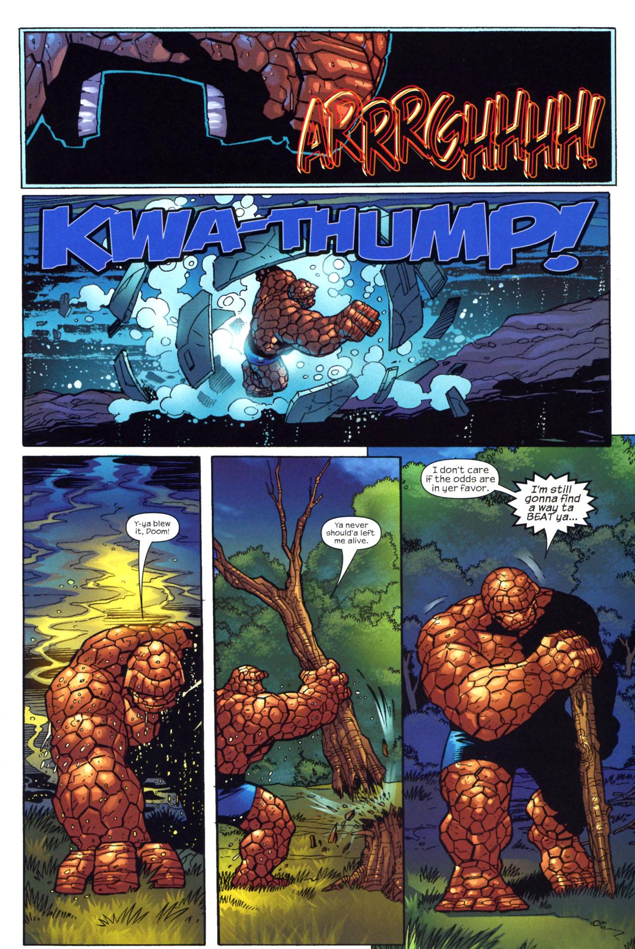 Read online Fantastic Five (2007) comic -  Issue #2 - 21