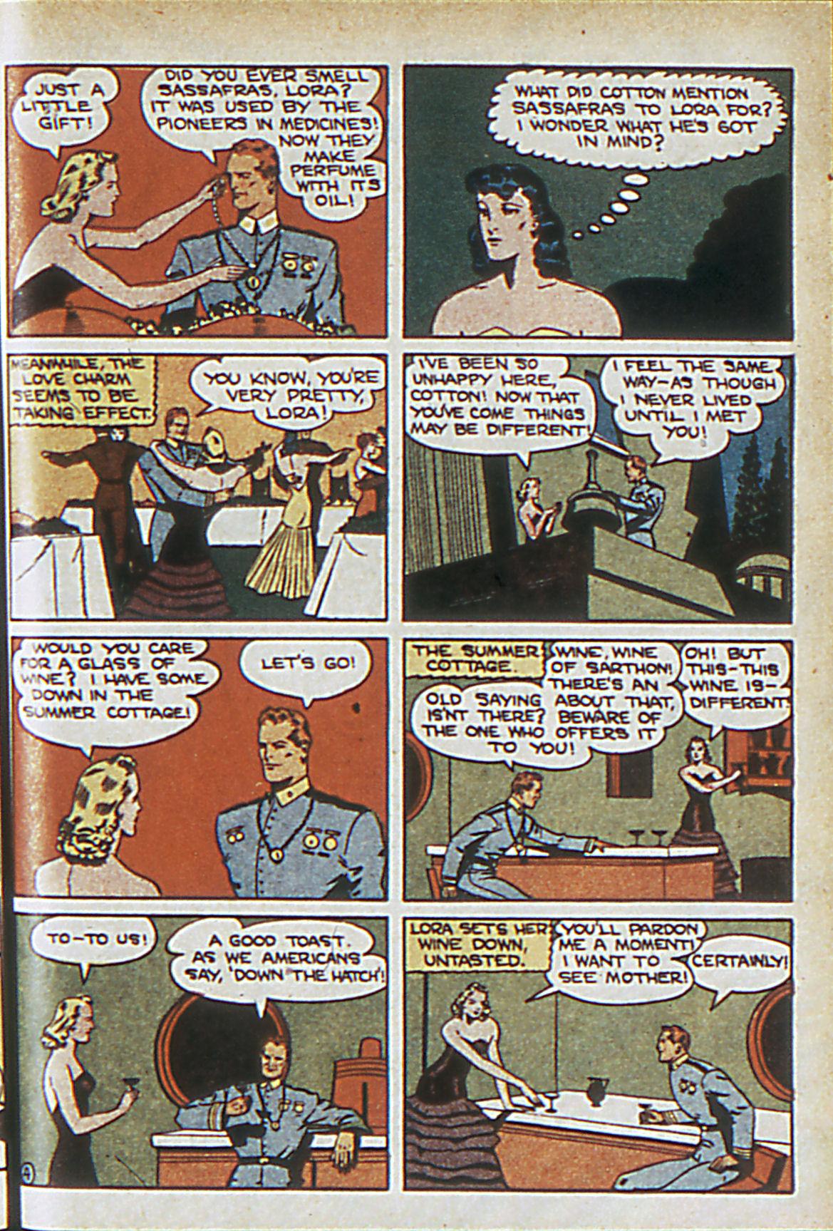 Read online Adventure Comics (1938) comic -  Issue #63 - 52