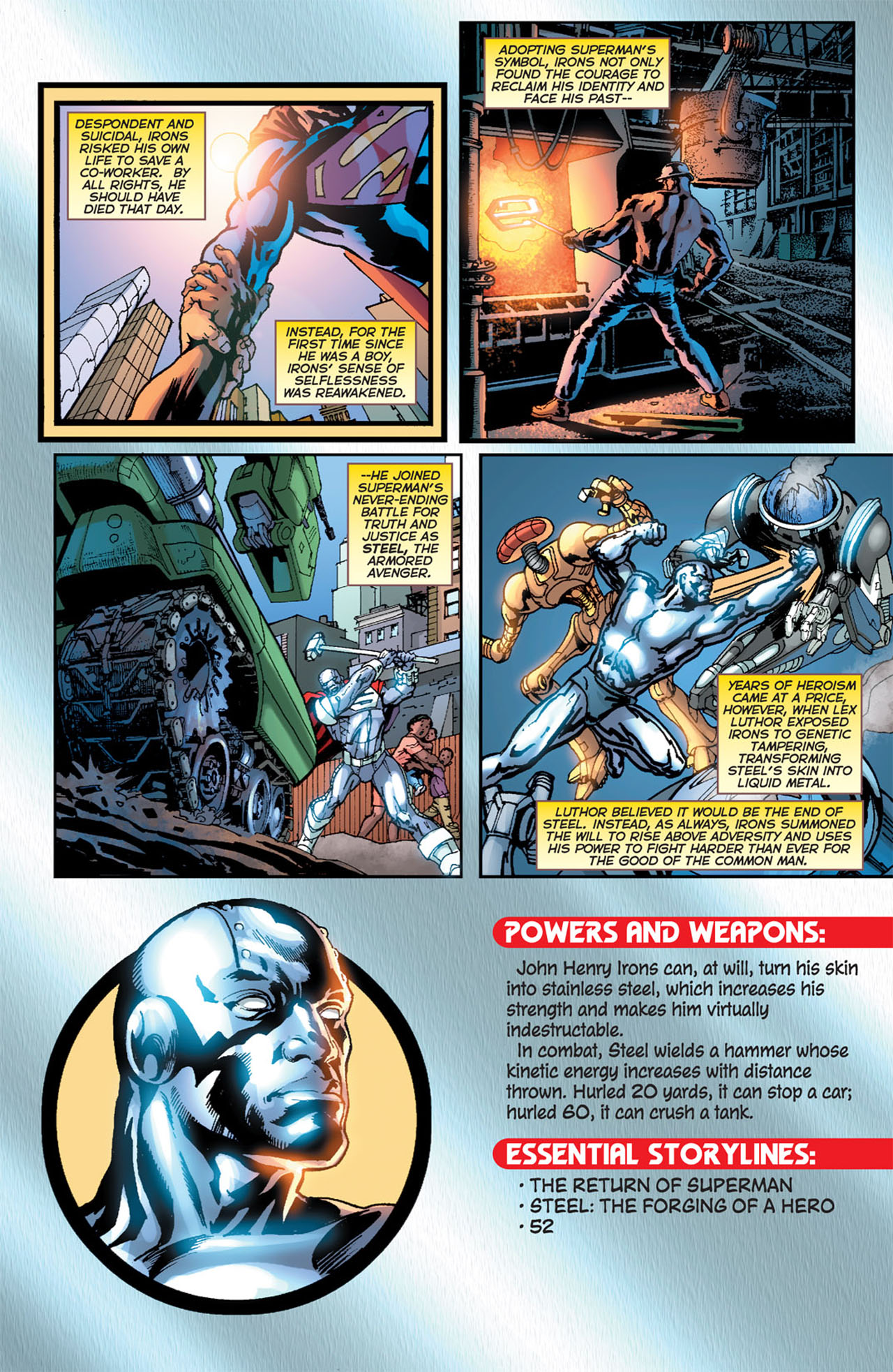 Read online 52 comic -  Issue #15 - 24