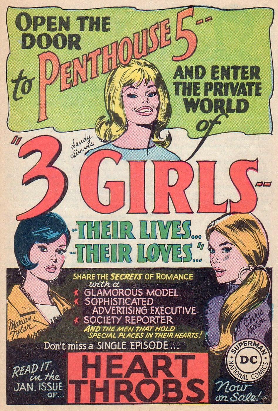 Read online Secret Hearts comic -  Issue #124 - 33
