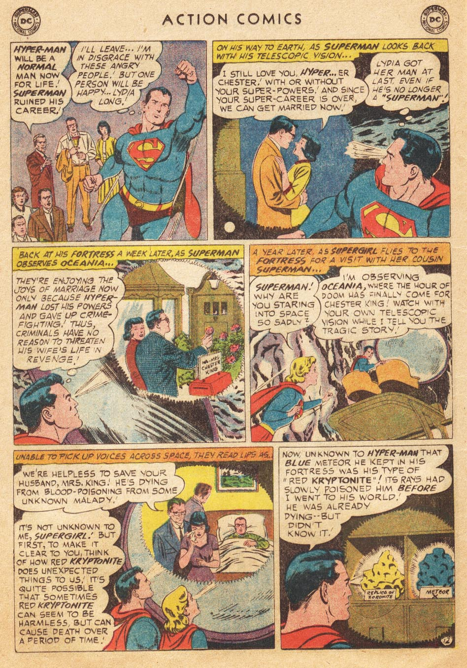 Read online Action Comics (1938) comic -  Issue #265 - 14